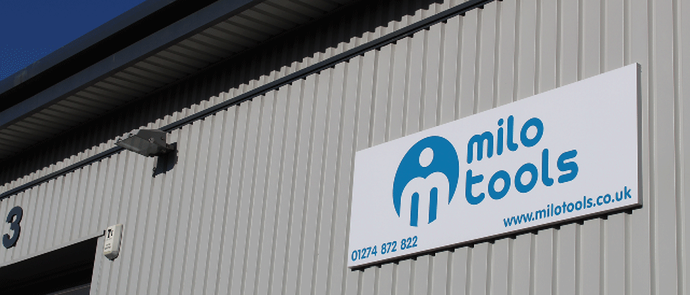 Image of our depot in Cleckheaton.