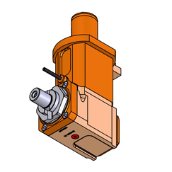 LT-A VDI50 DIN138-27 L H160 MZ.