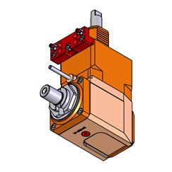 LT-A VDI40 DIN138-22 R H120 HW.