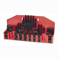 52 Piece Clamping Kit.