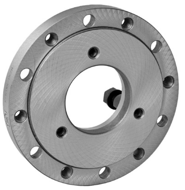 Bison 8230-X Fully Finished Adaptor Plates (C Taper) - DIN 55027.