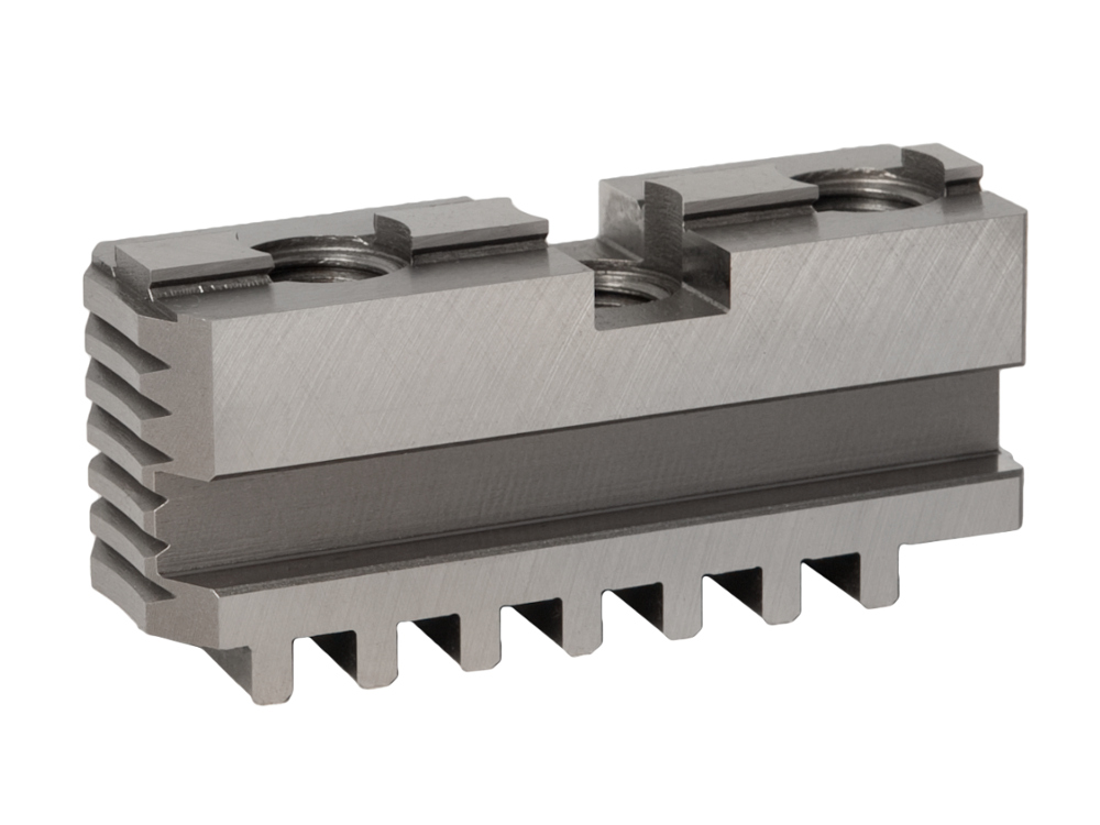 Bison SP3600-3700 Hard Master Jaws for 36** Series And 37** Series 4-Jaw Self-Centring Scroll Chucks.