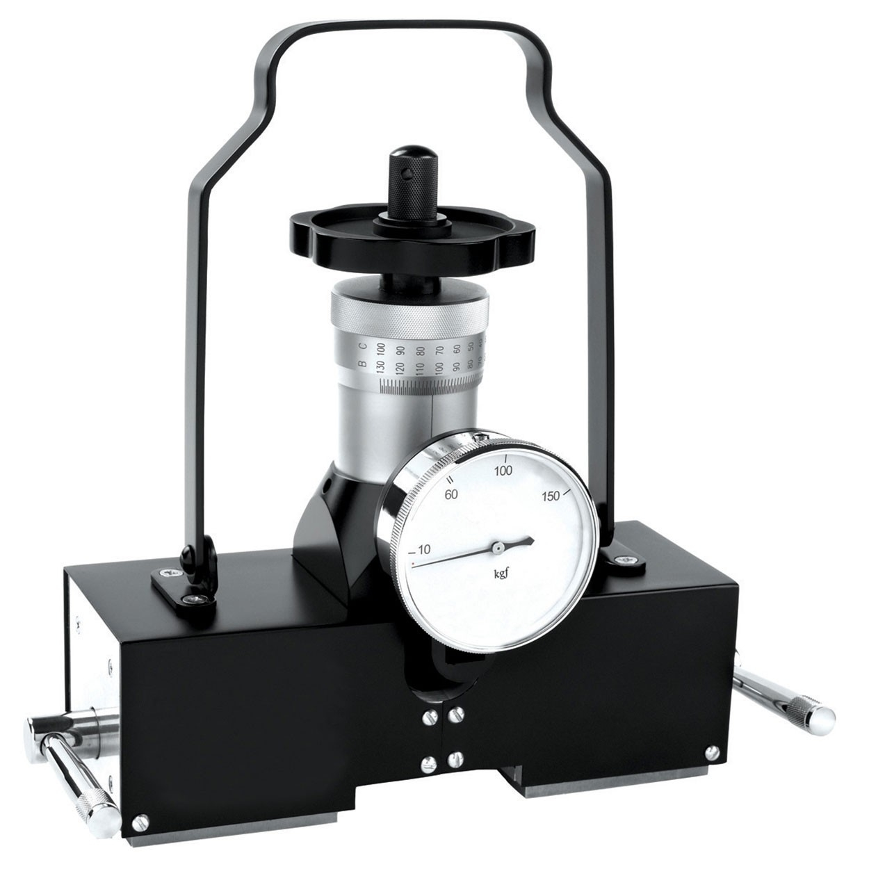 BOWERS W-INMR/01 MAGNETIC PORTABLE ROCKWELL HARDNESS TESTER - ANALOGUE.