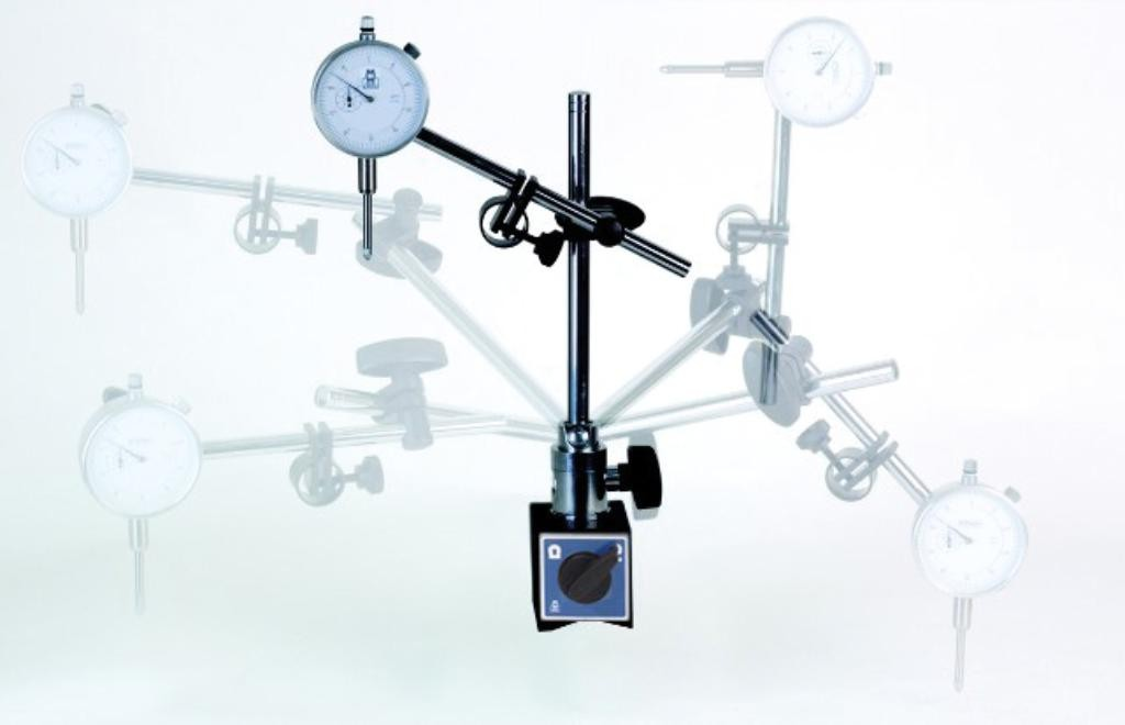MAGNETIC ARTICULATING STAND 477 SERIES.