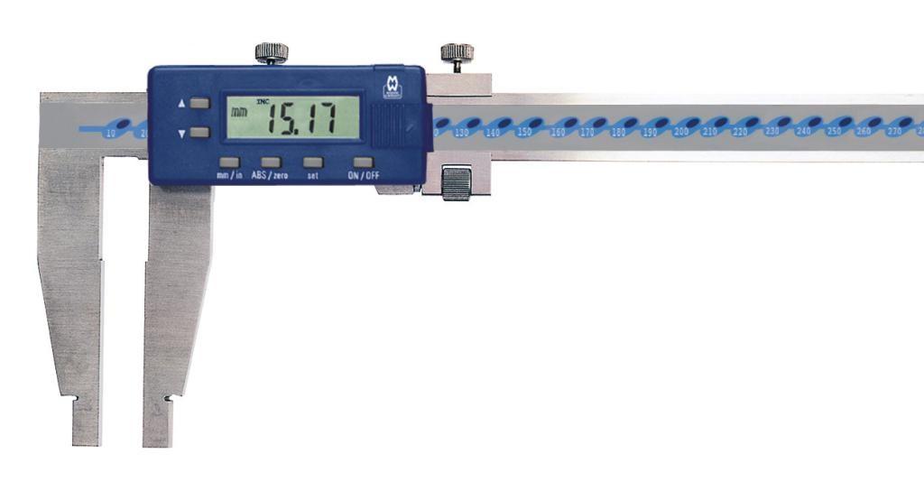 Moore & Wright Large Heavy Duty Digital Workshop Caliper 150-DDL Series.