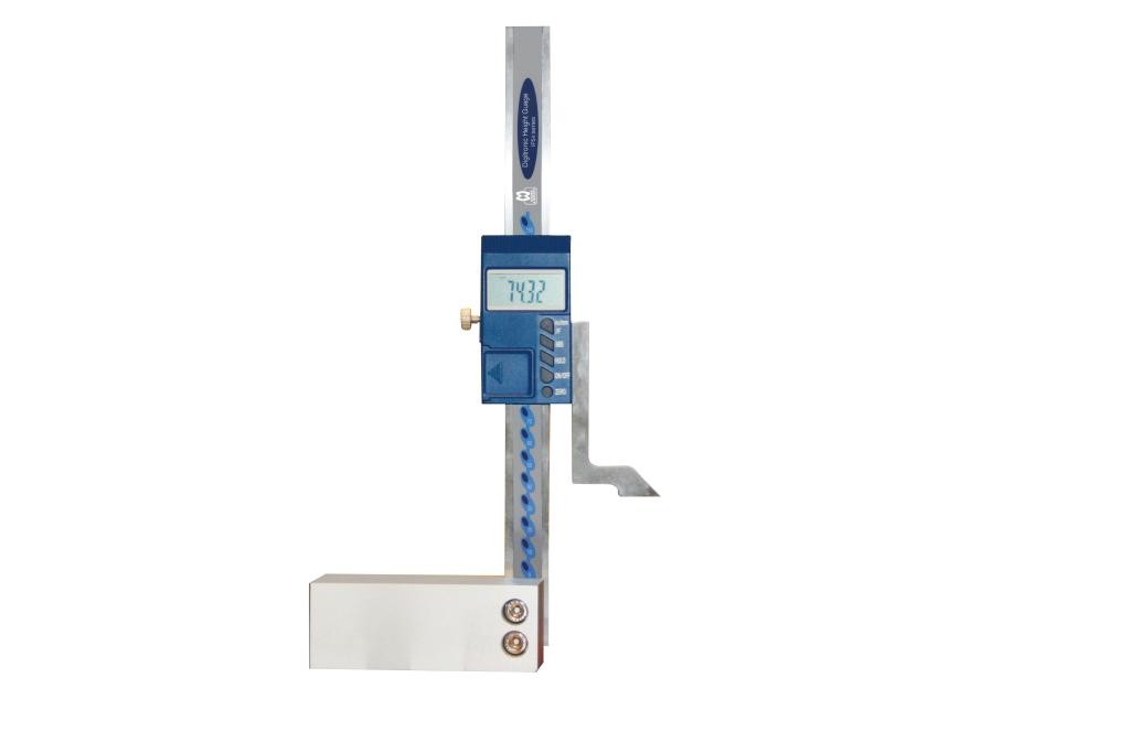 Moore and Wright MW192-D Digital Mini Height Gauge.