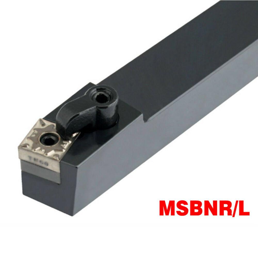 MSBNR/L 75 Deg.Multi Lock Turning Tool Holder (SN**).
