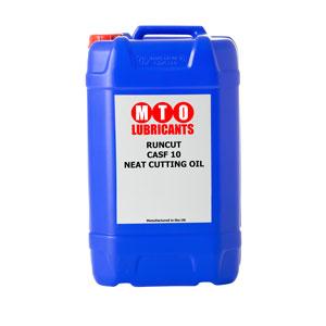 MTO Runcut CASF 10 Neat Cutting Oil.