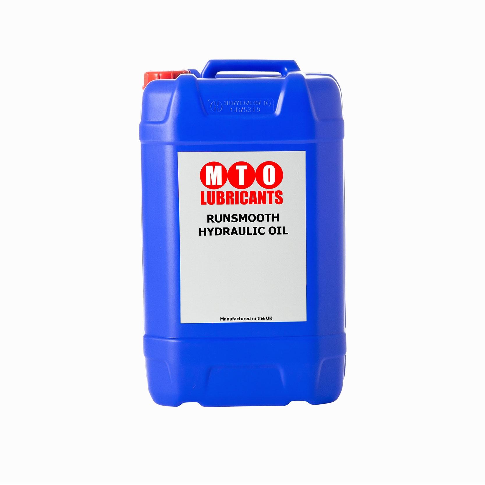 MTO Runsmooth Hydraulic 68 Oils.