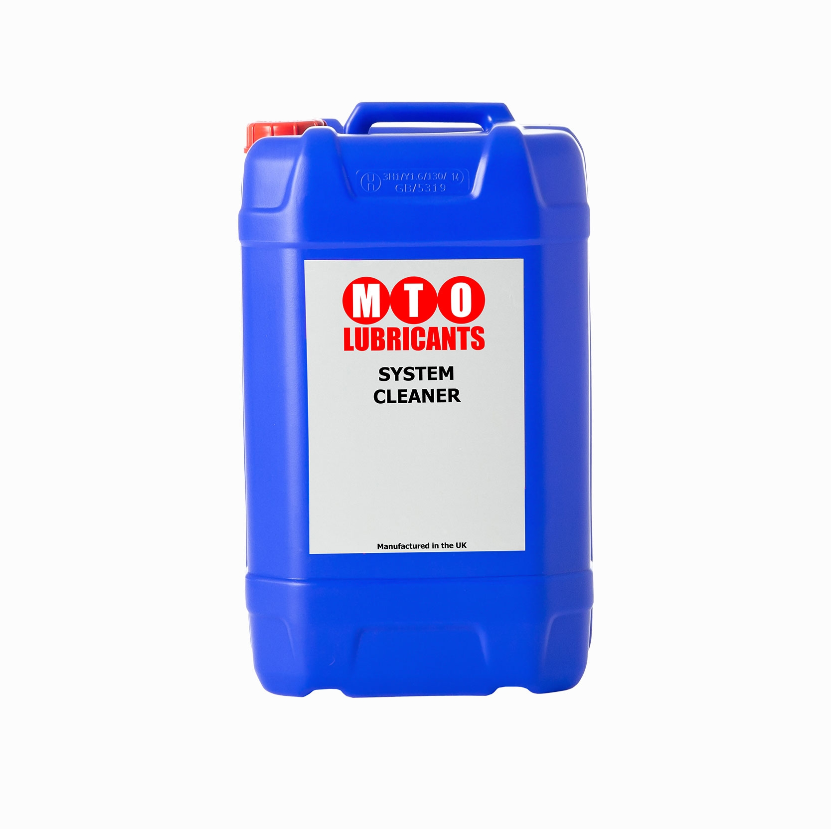 MTO System Cleaner.