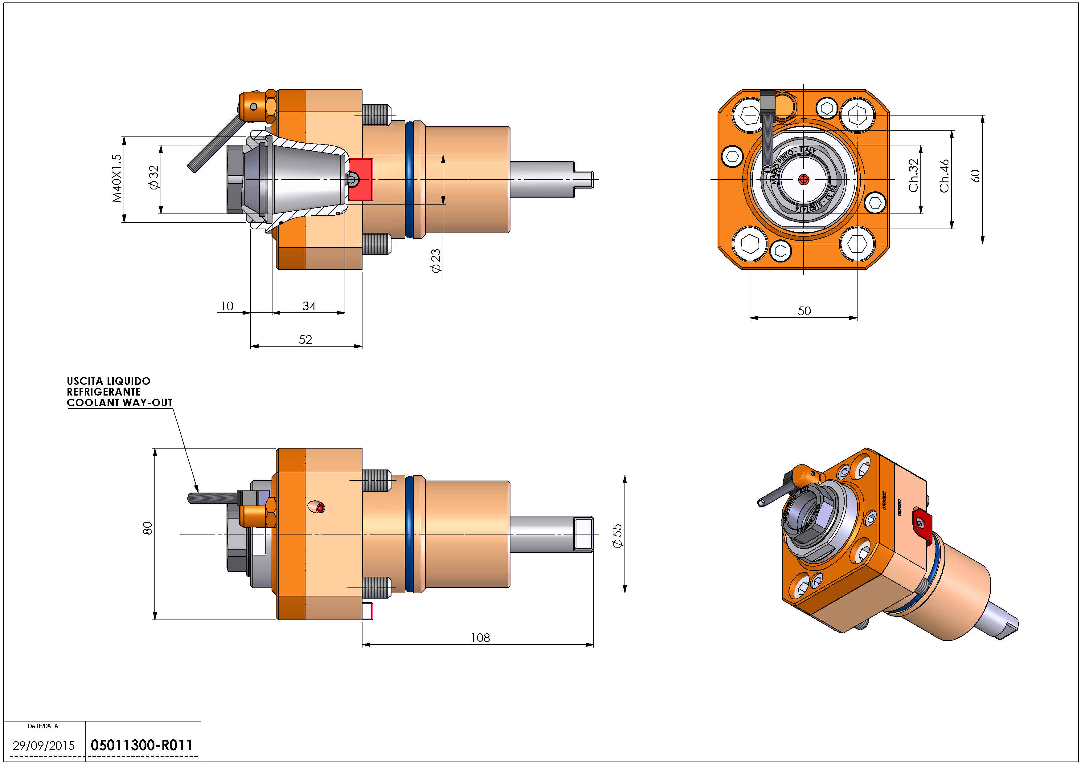 Technical image - LT-S D55 ER32F H52 NK.