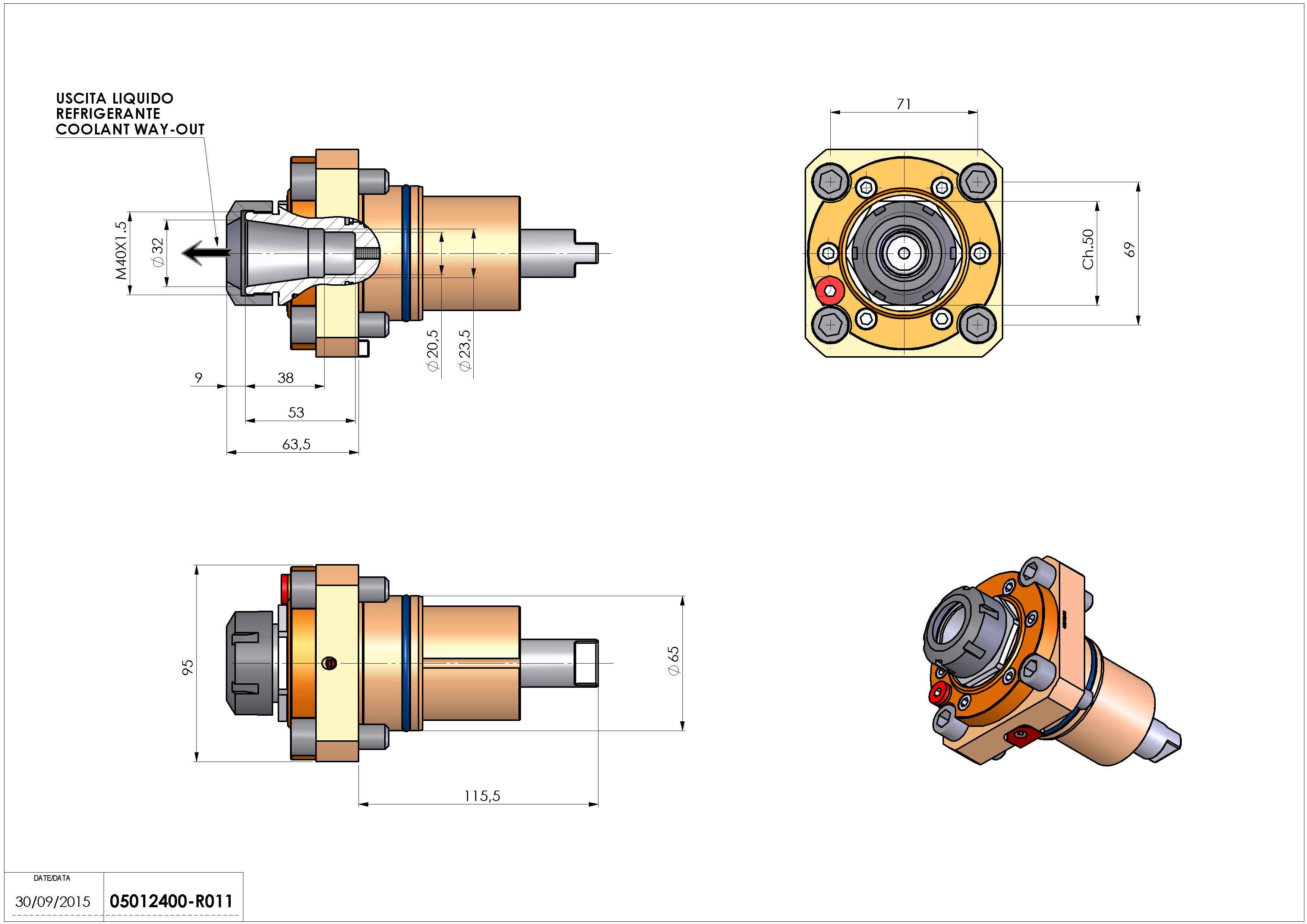 Technical image - LT-S D65 ER32 RF H63.5 NK.