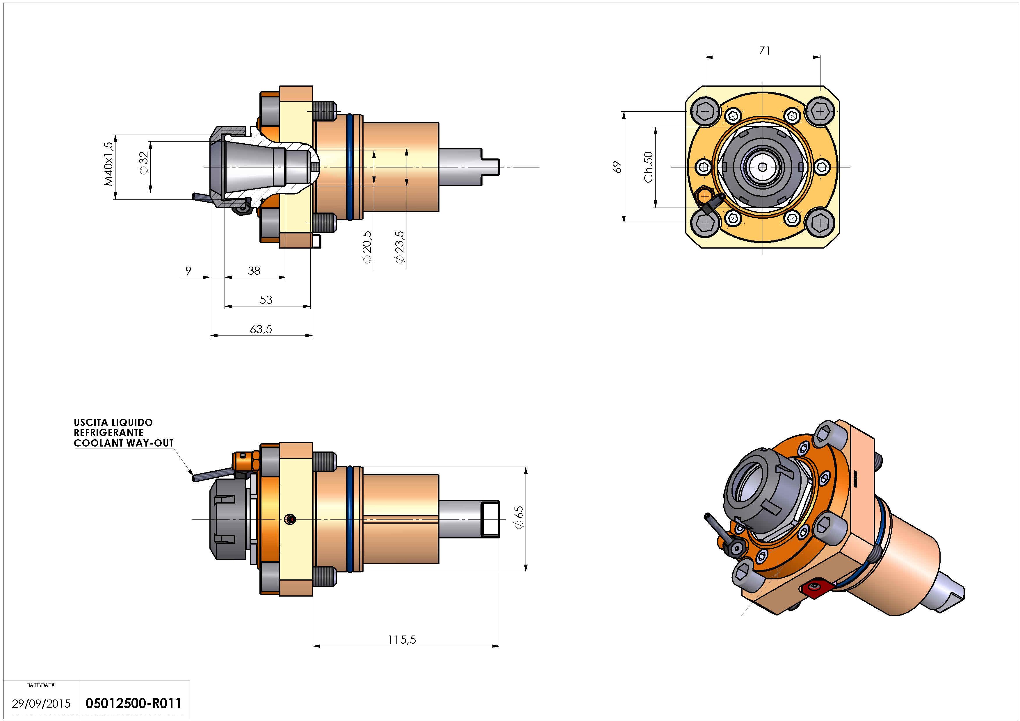 Technical image - LT-S D65 ER32 H63.5 NK.