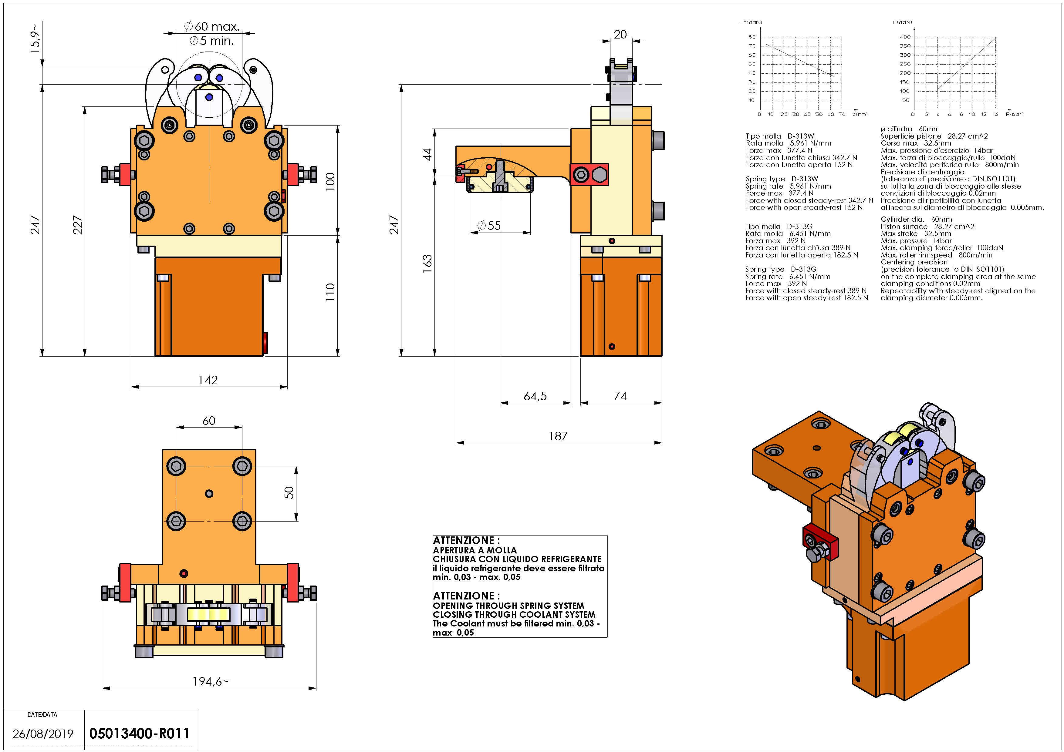 Technical image - LUNETTA D55 H84.