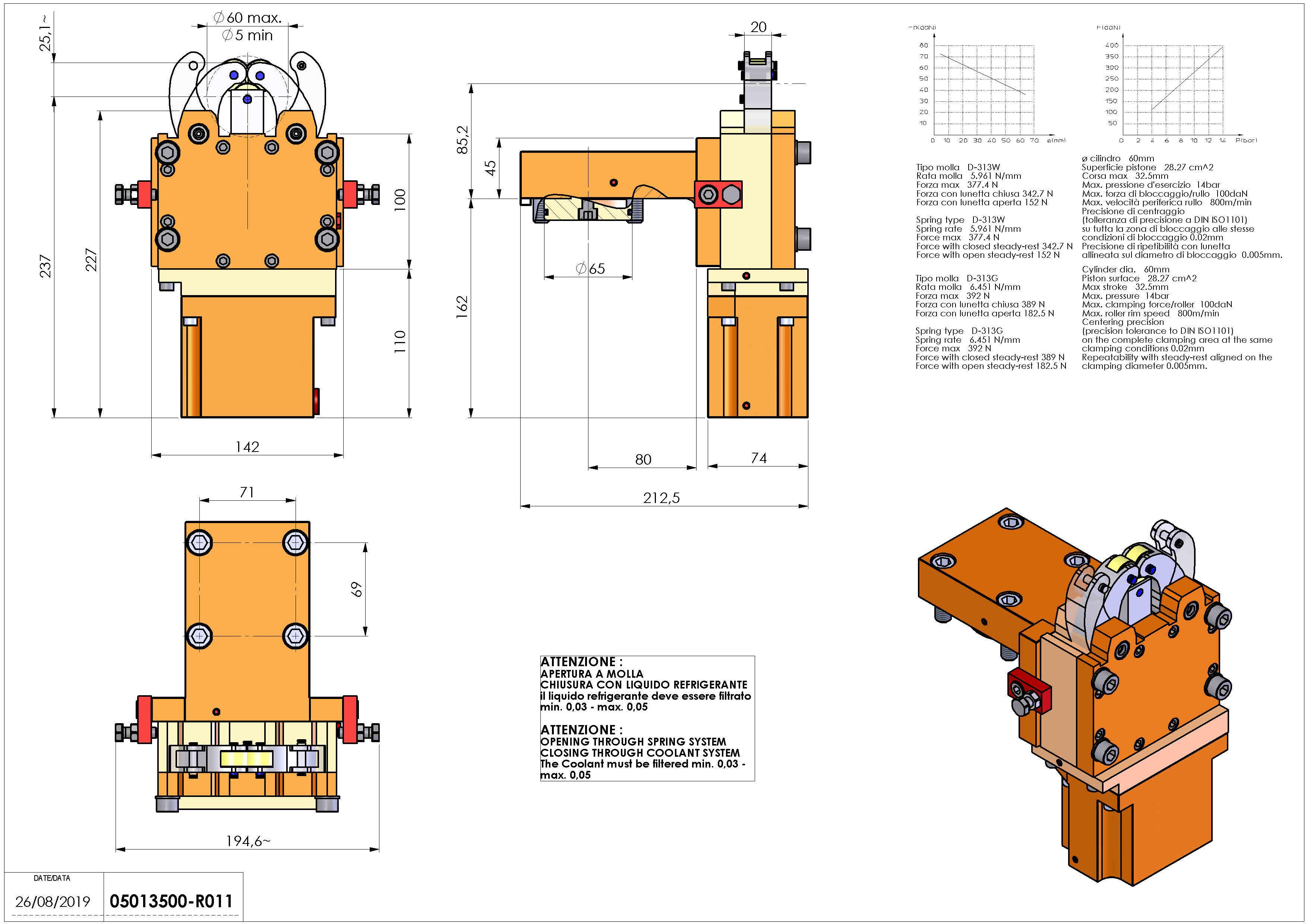 Technical image - LUNETTA H85 D65 NK.