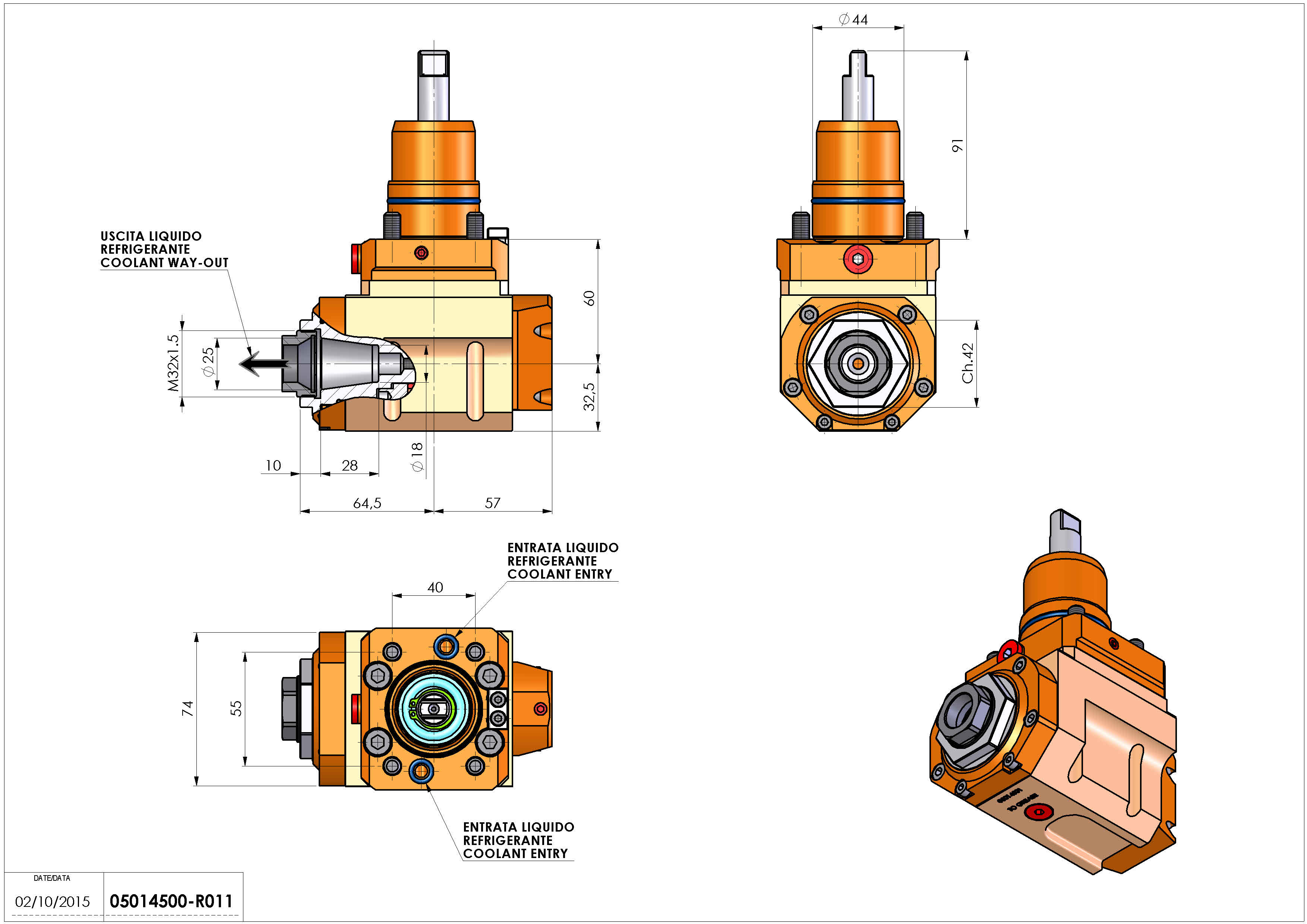 Technical image - LT-A D44 ER25F L-R RF H60 NK.