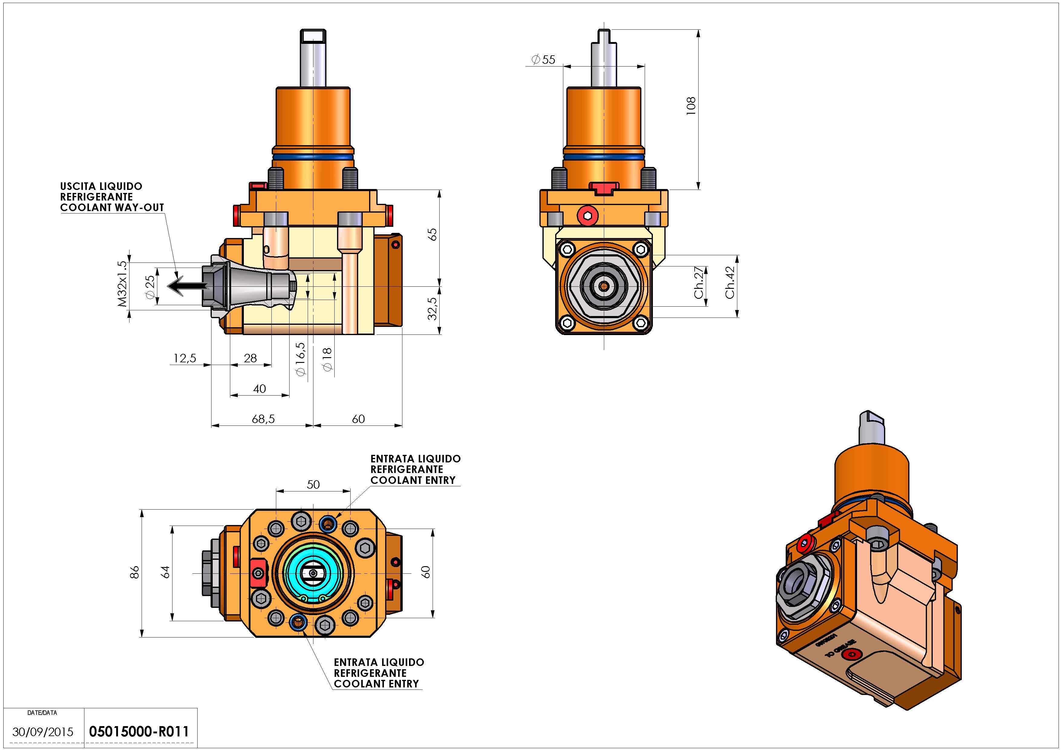 Technical image - LT-A D55 ER25F RF H65 NK.