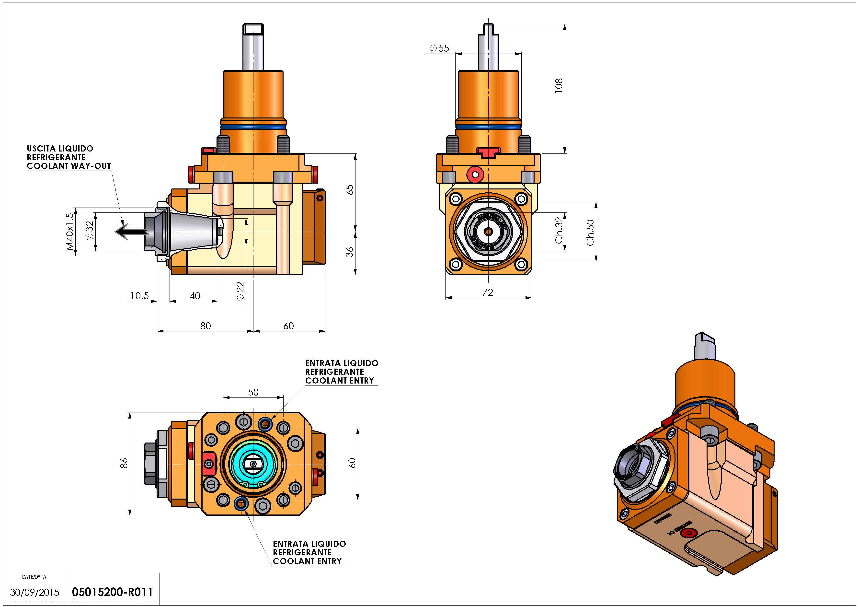 Technical image - LT-A D55 ER32F RF H65 NK.