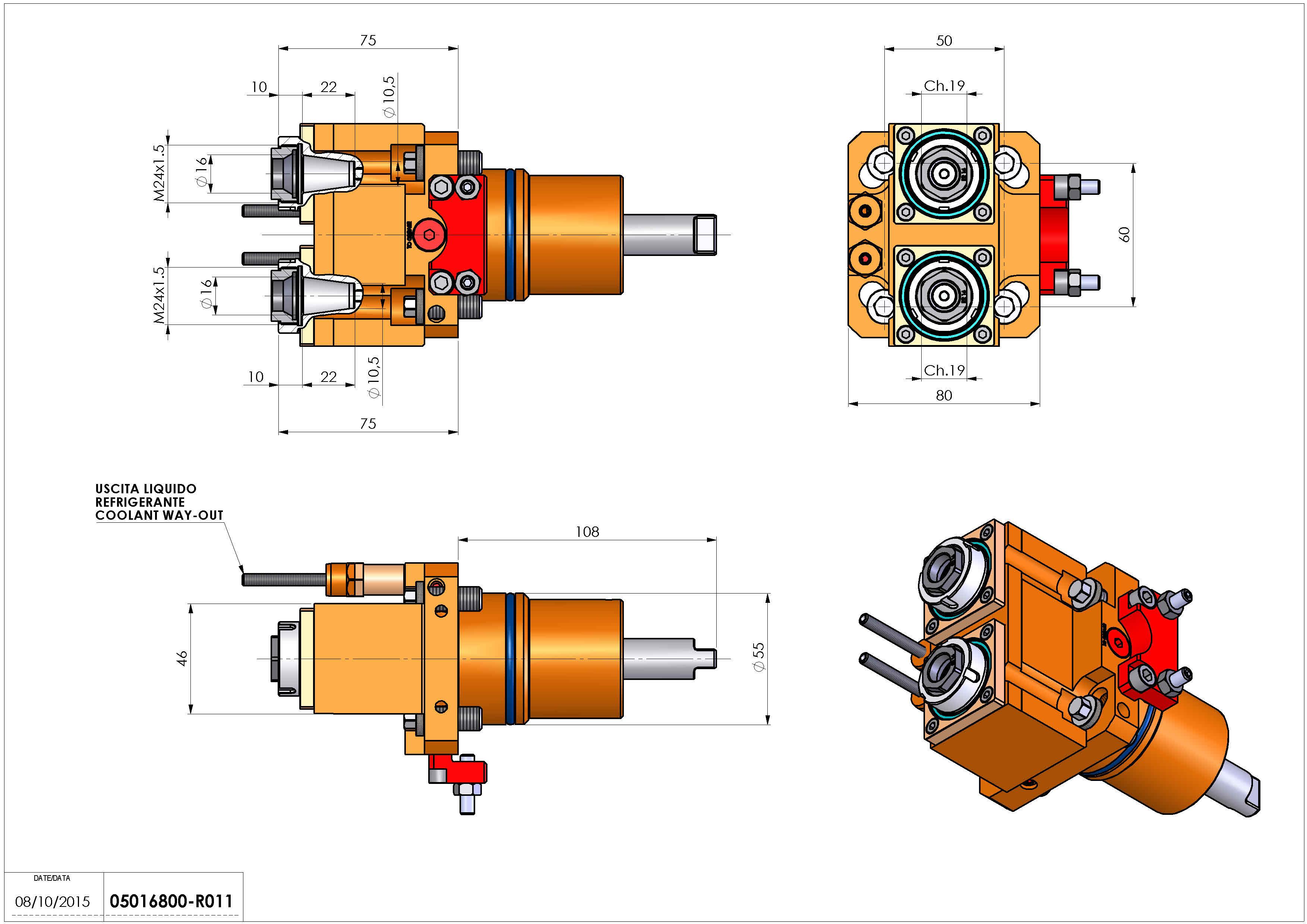 Technical image - LT-S2 D55 ER16F-16F 1:1 H75 NK.