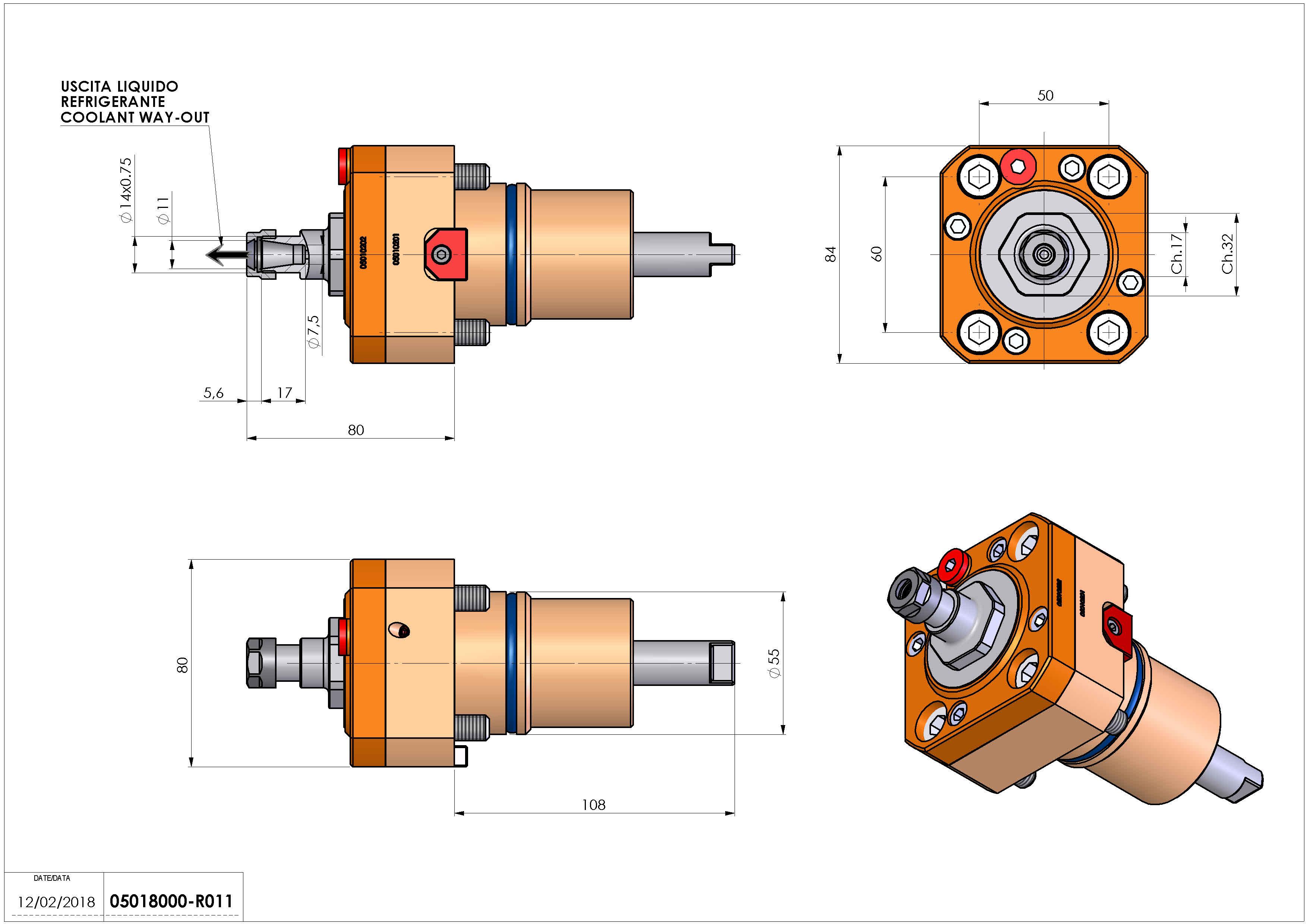 Technical image - LT-S D55 ER11 RF H80.