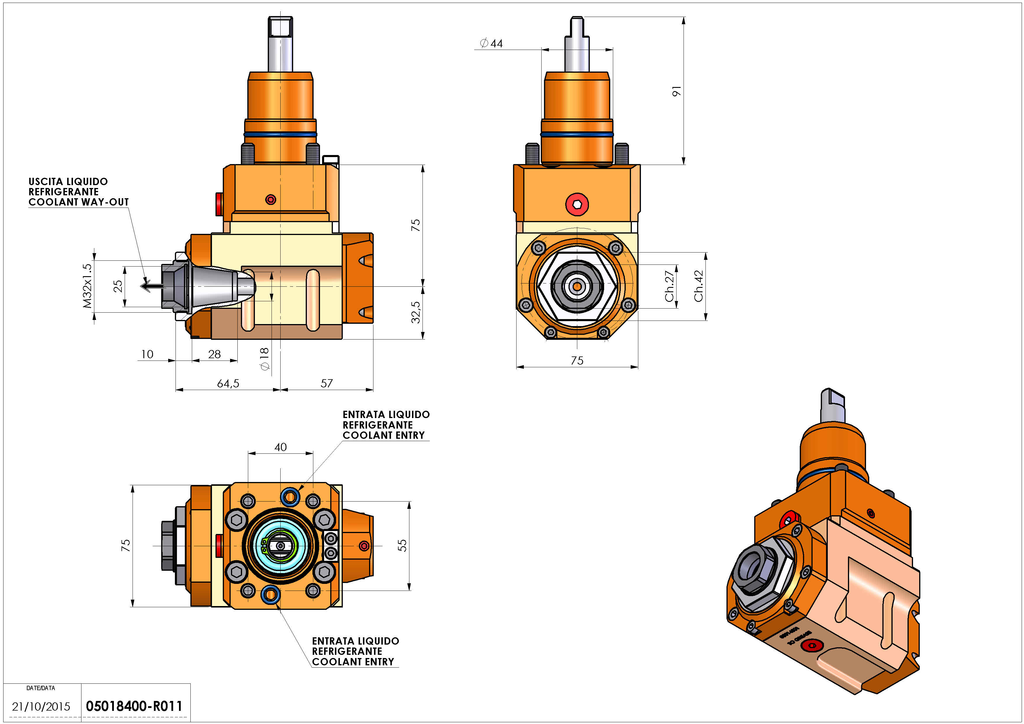 Technical image - LT-A D44 ER25F L-R RF H75 NK.