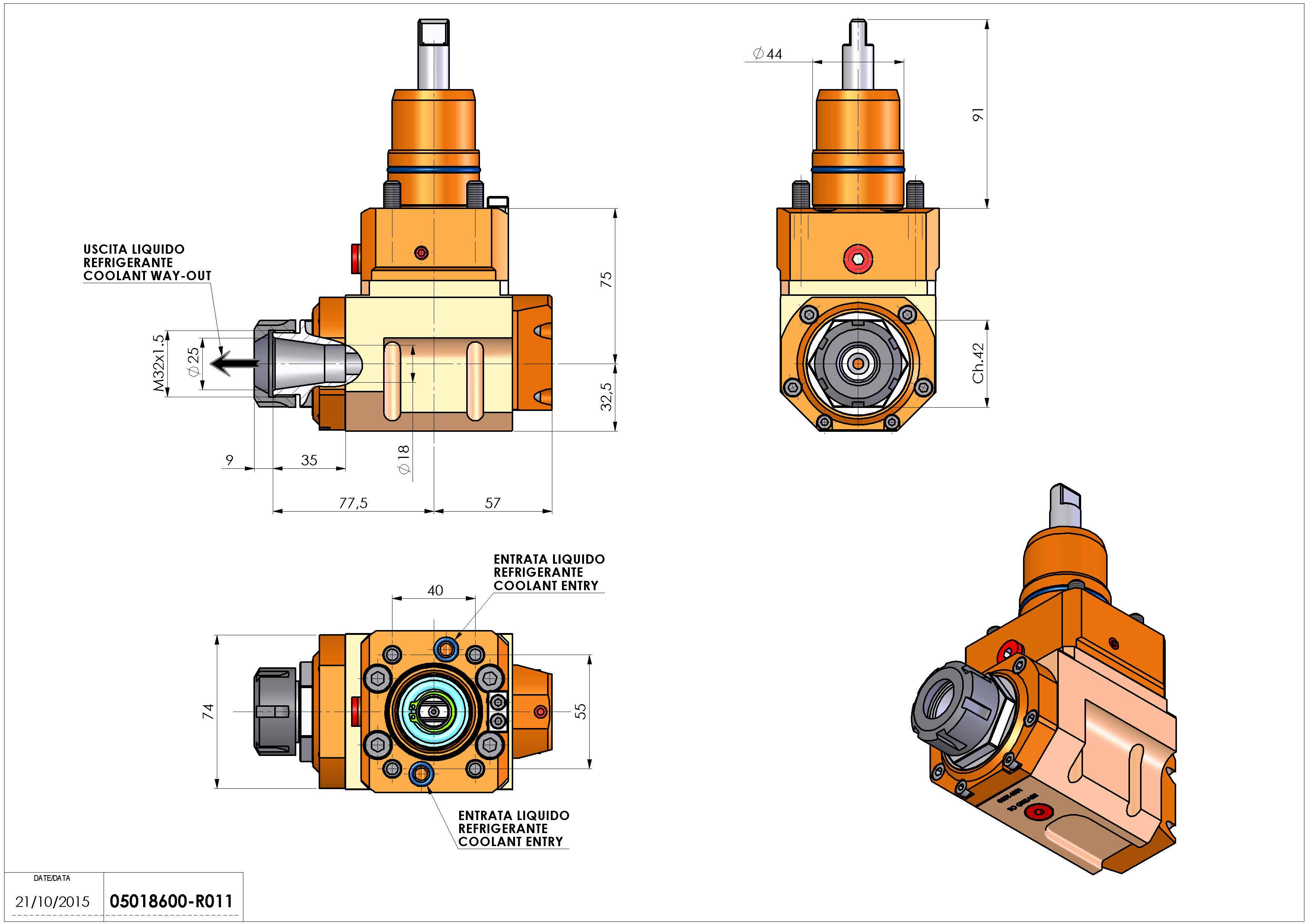 Technical image - LT-A D44 ER25 L-R RF H75 NK.
