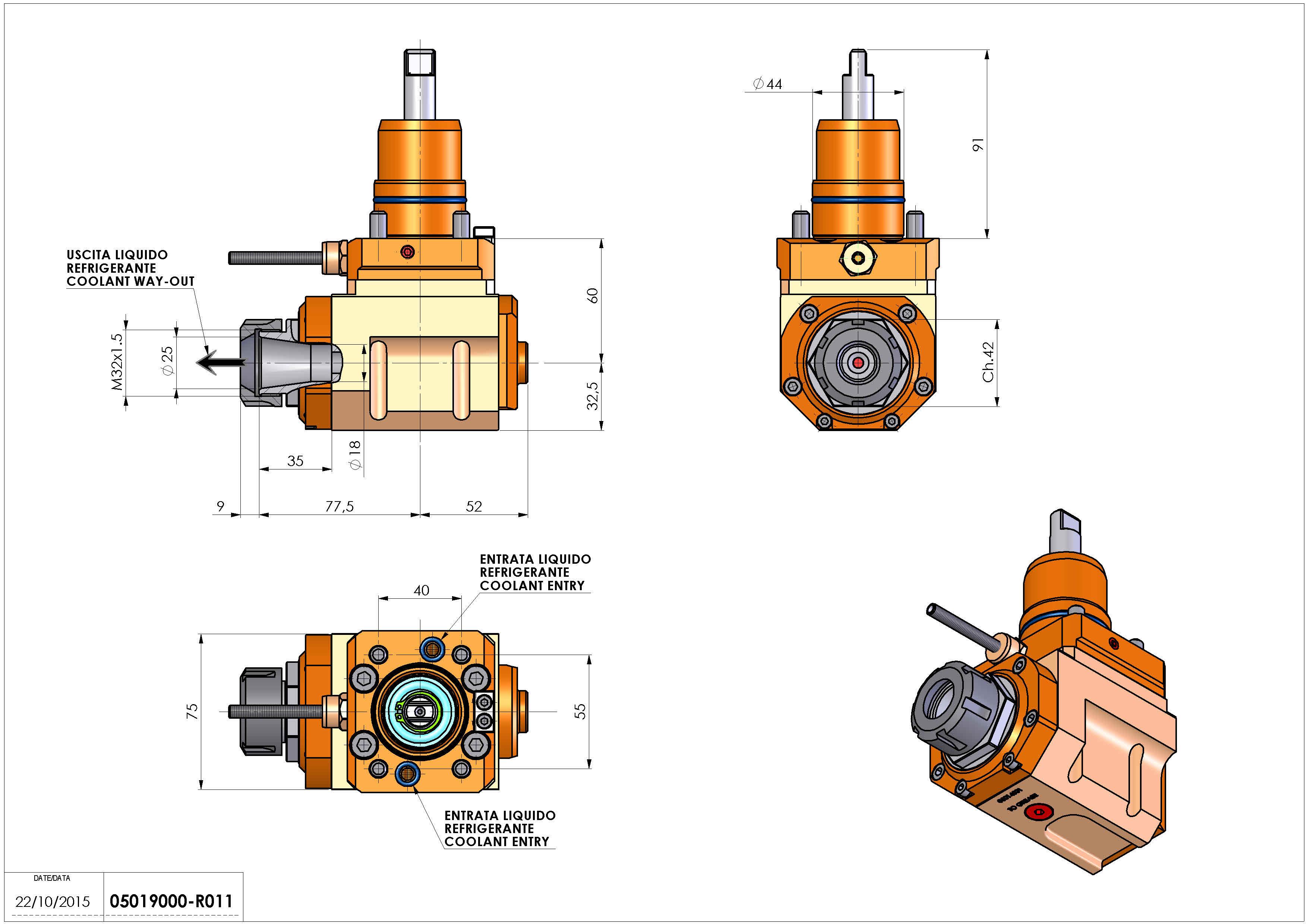 Technical image - LT-A D44 ER25 L-R H60 NK.