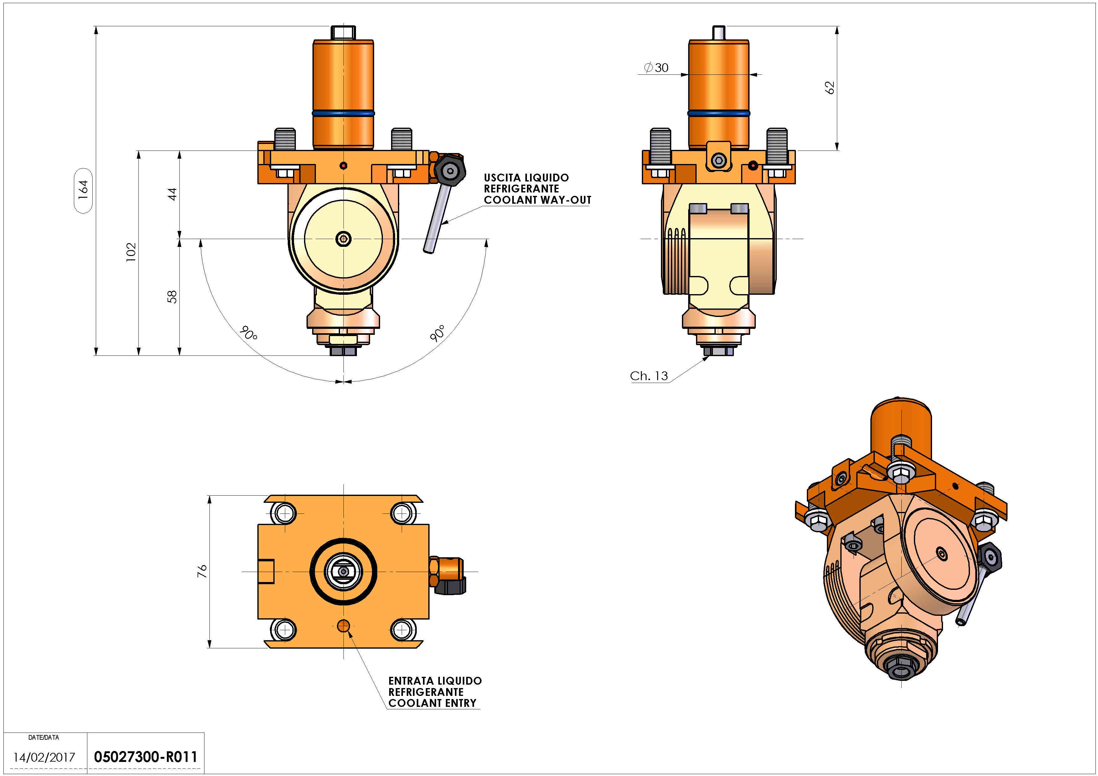 Technical image - LT-T D30 ER11F H44-102 TZ.