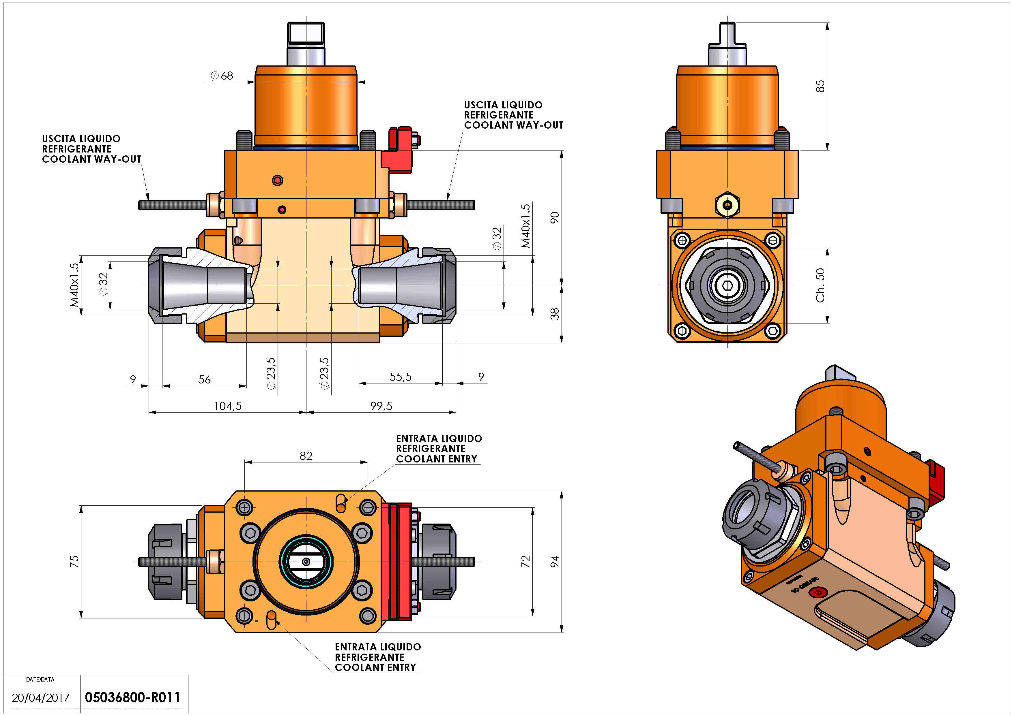 Technical image - LT-A D68 ER32-32 H90 TWJ.