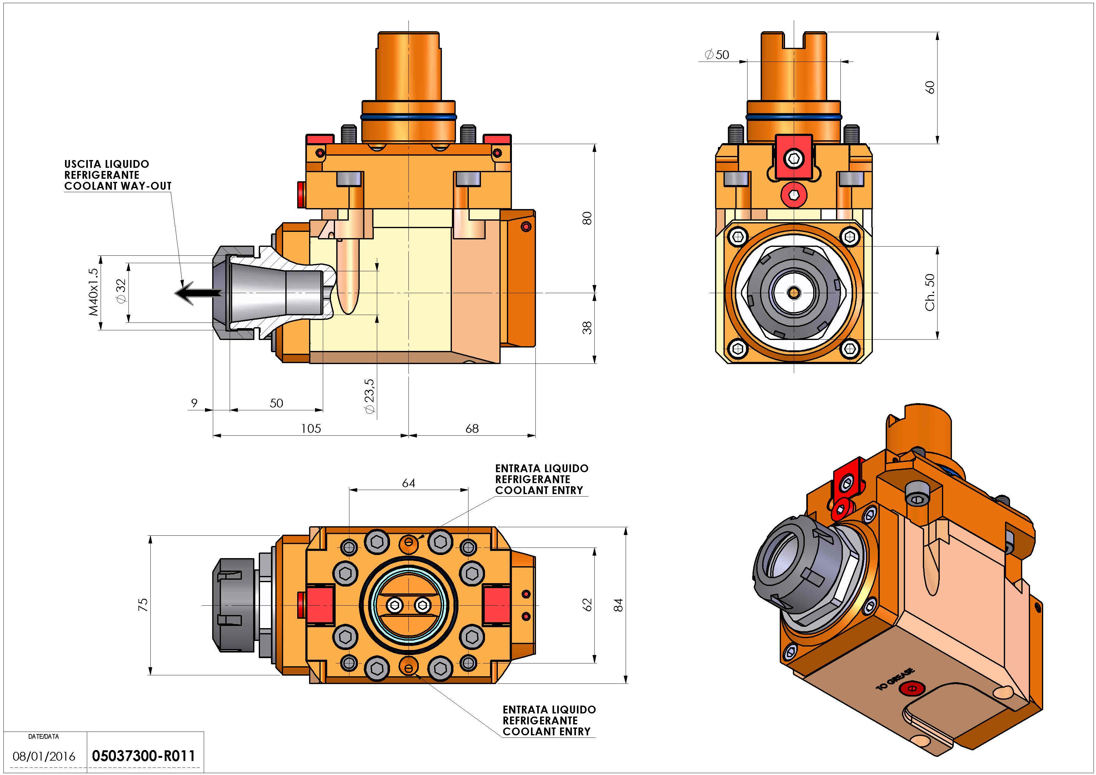 Technical image - LT-A D50 ER32 RF H80 TW.