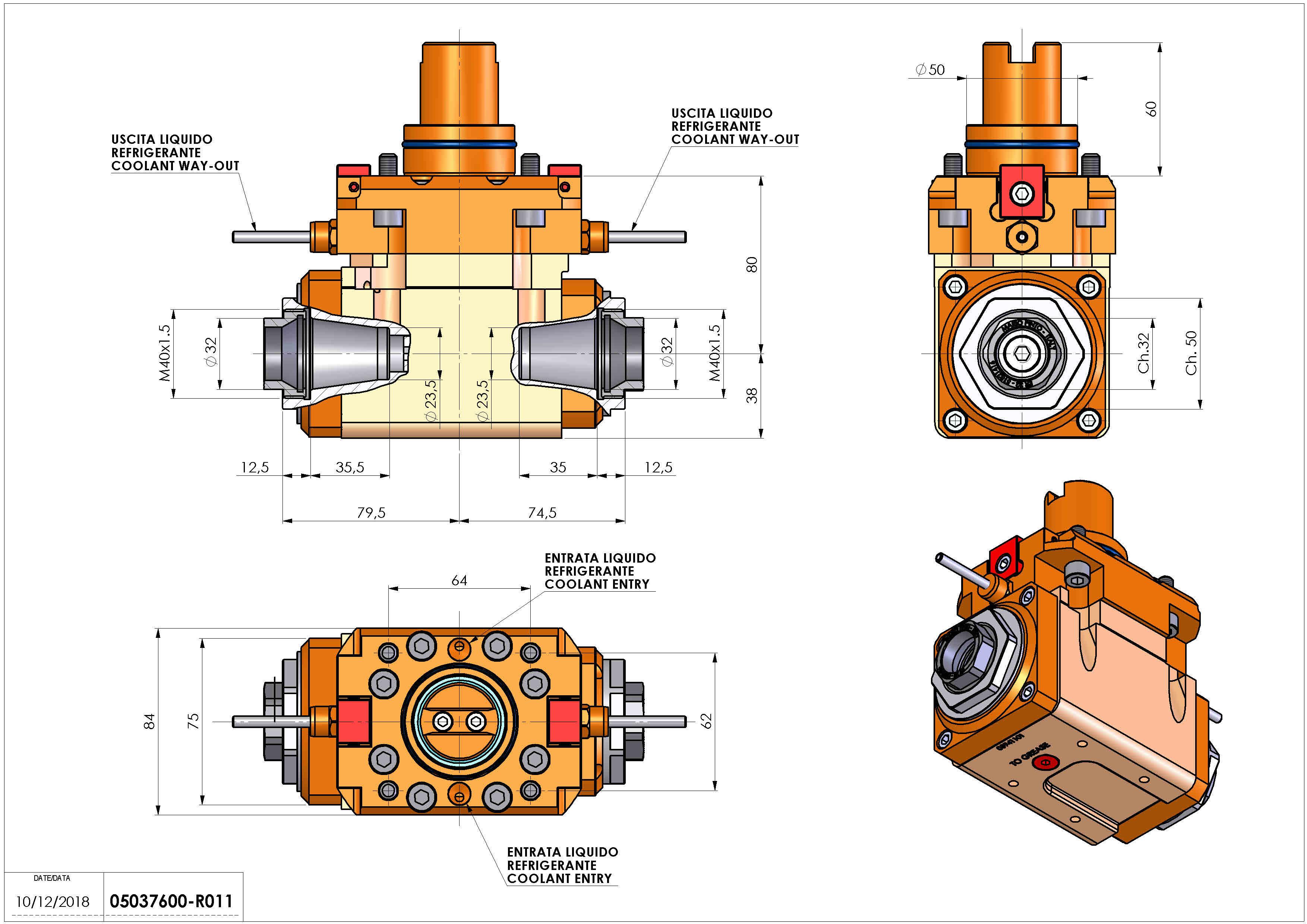 Technical image - LT-A D50 ER32F-32F H80.