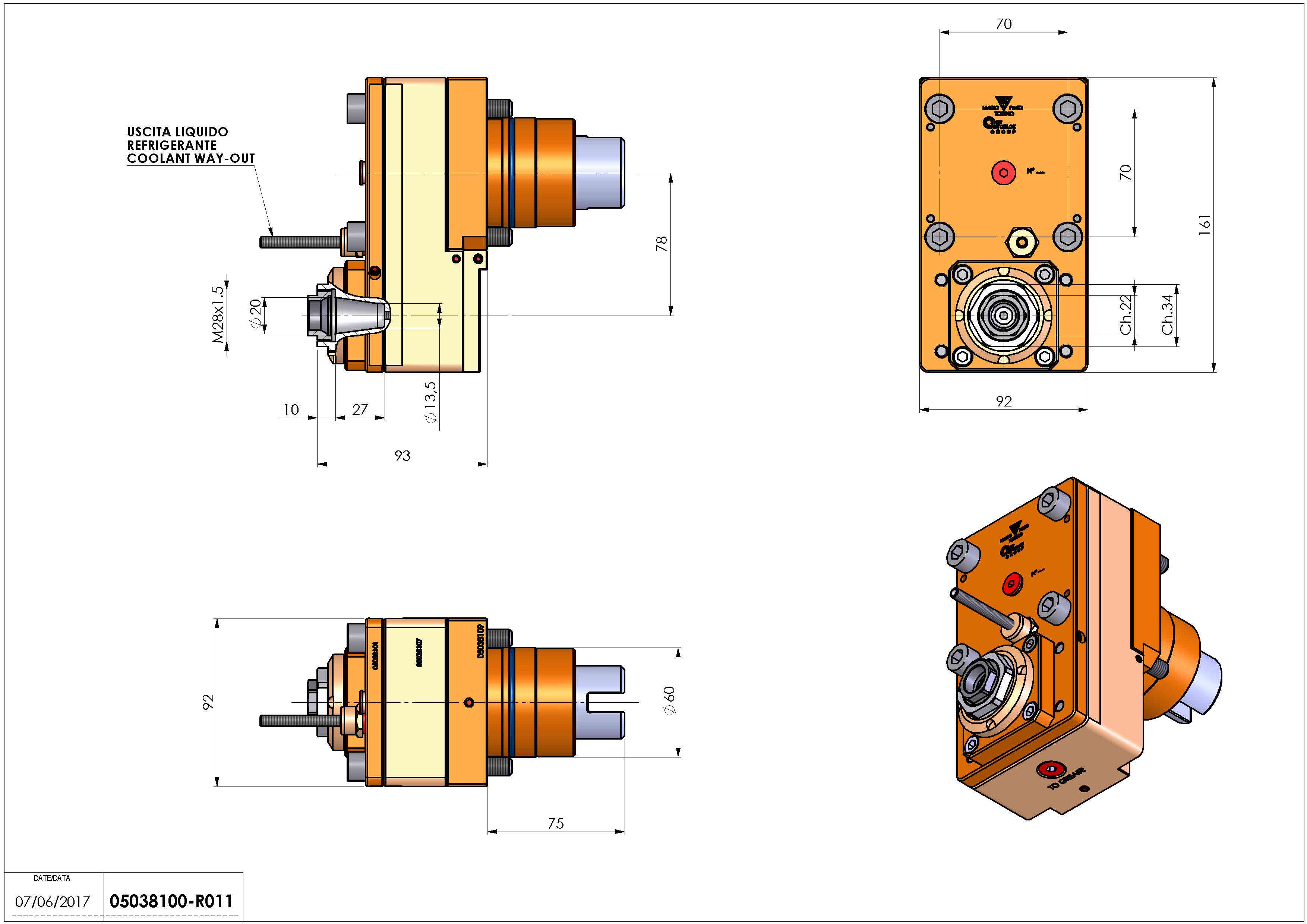 Technical image - LT-S D60 ER20F OFS78 L 1:3 H93.