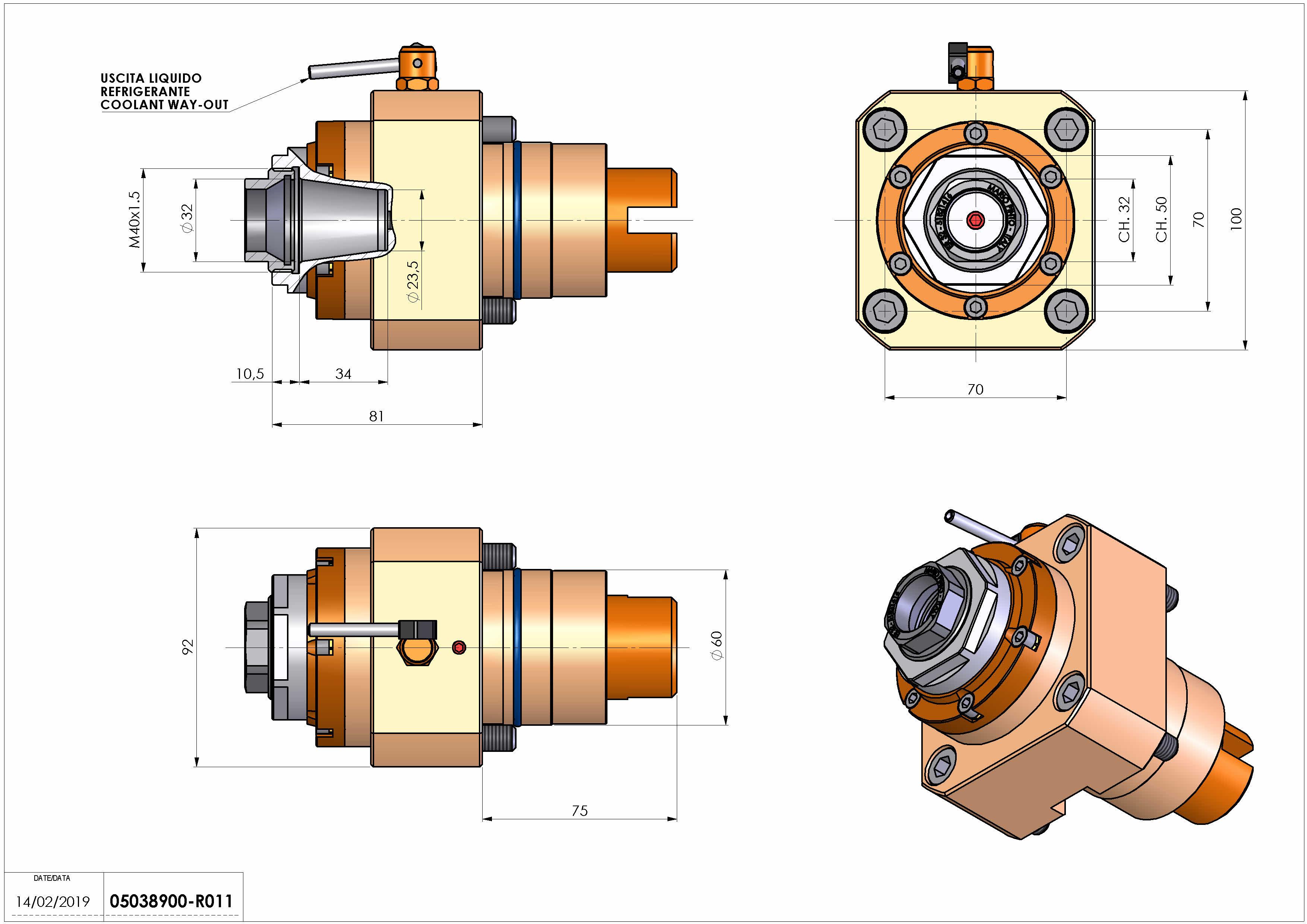 Technical image - LT-S D60 ER32F H81.