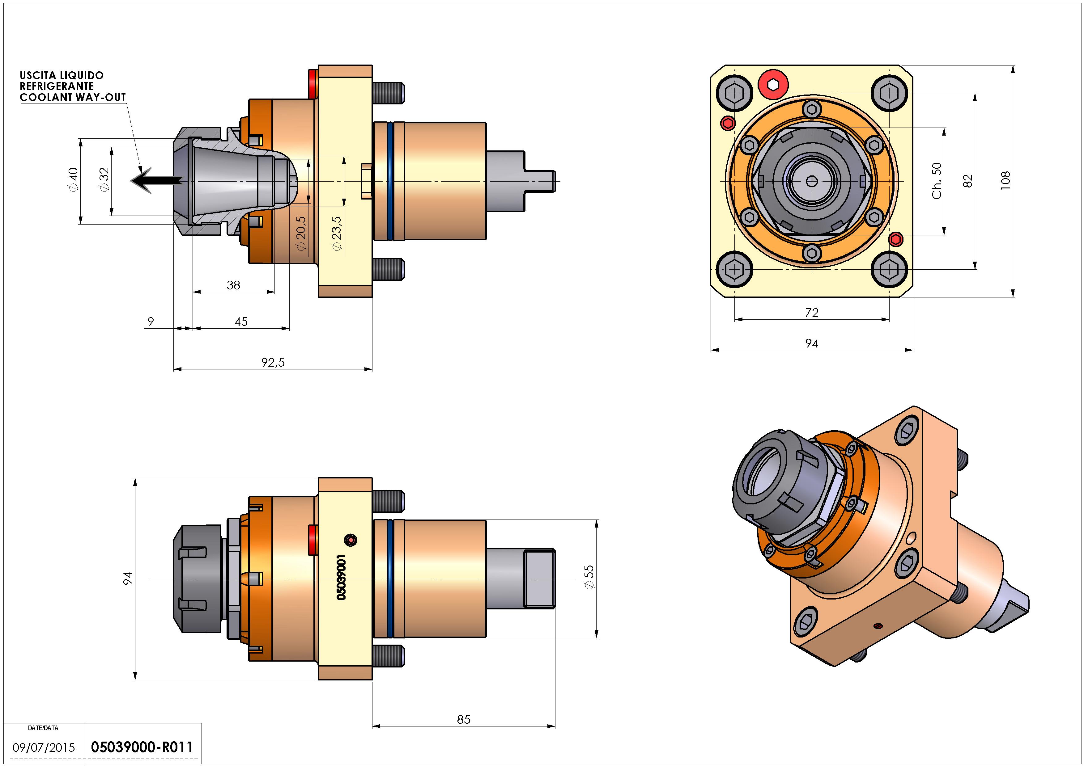 Technical image - LT-S D55 ER32 RF H93.