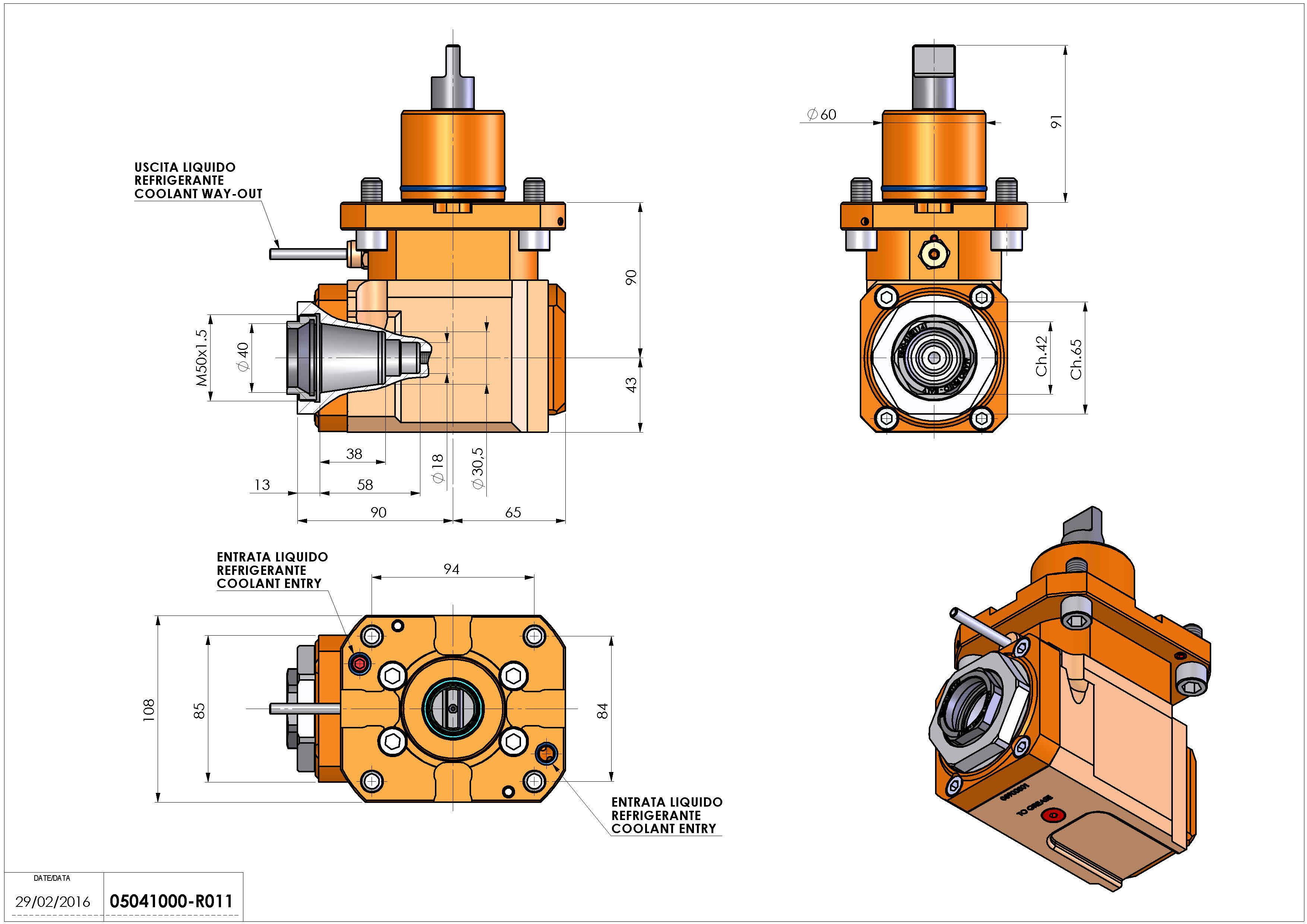 Technical image - LT-A D60 ER40-F L-R H90.
