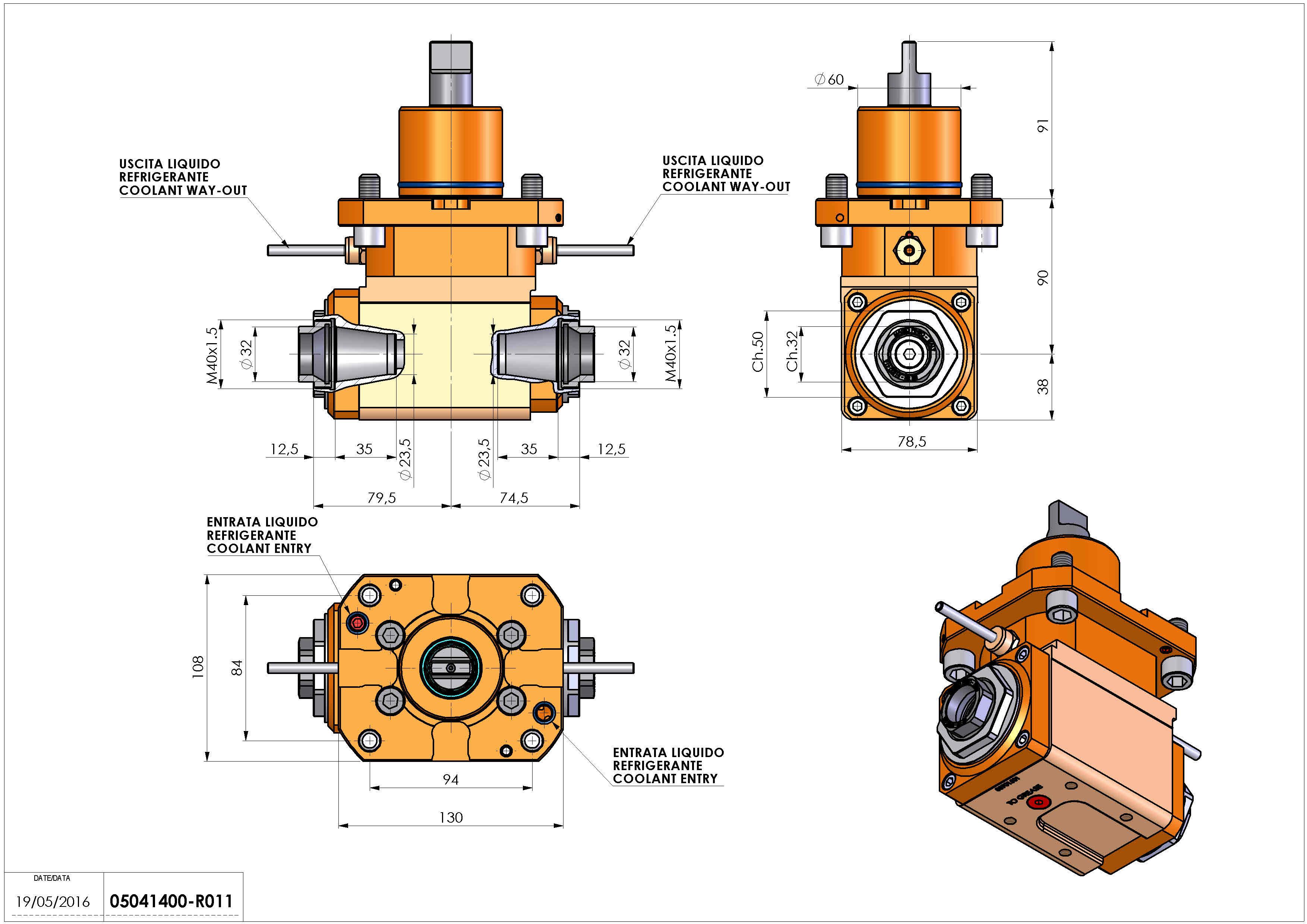 Technical image - LT-A D60 ER32F-32F L-R H90.