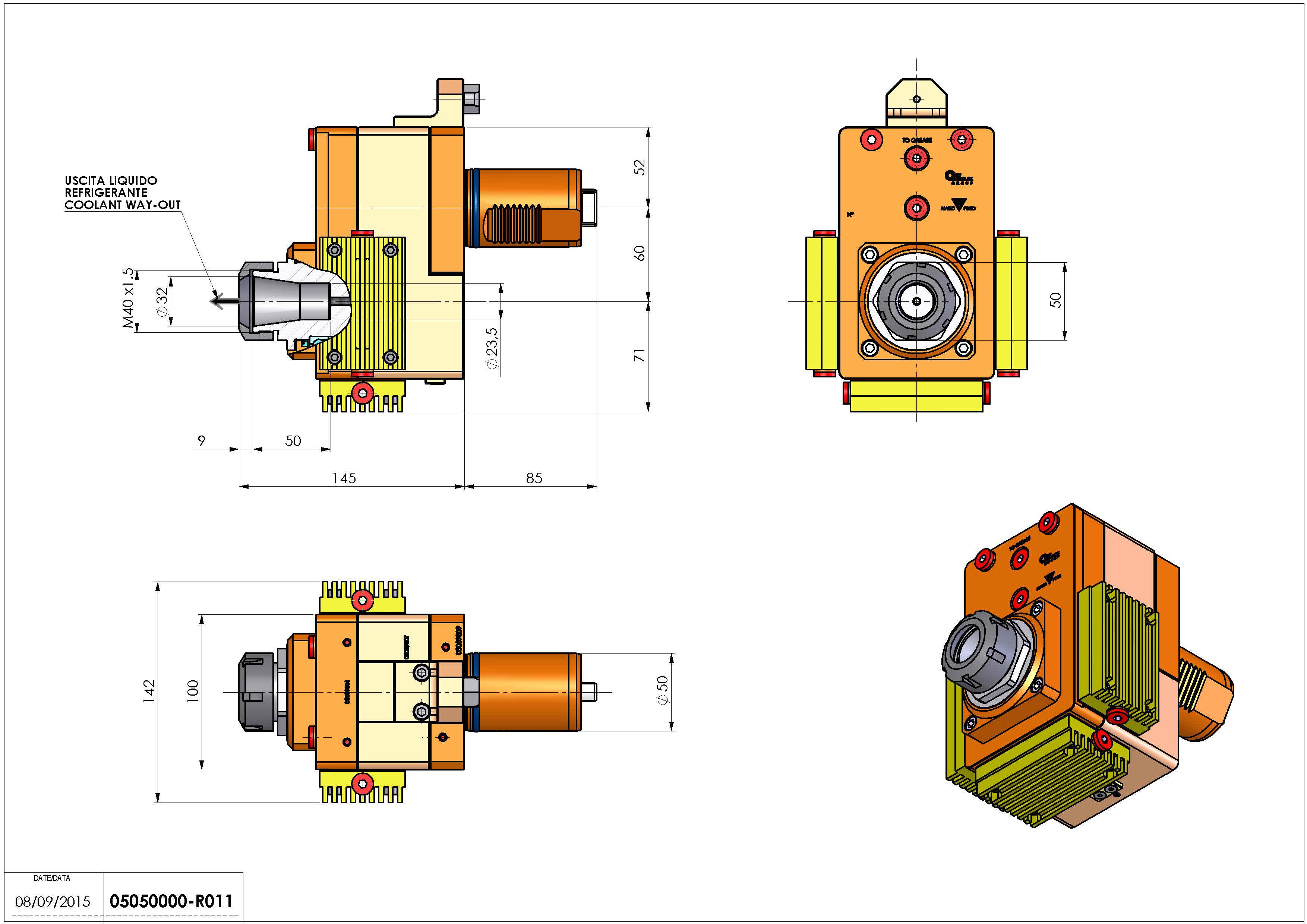 Technical image - LT-SVDI50ER32 OF60 1:2KR RF MZ.