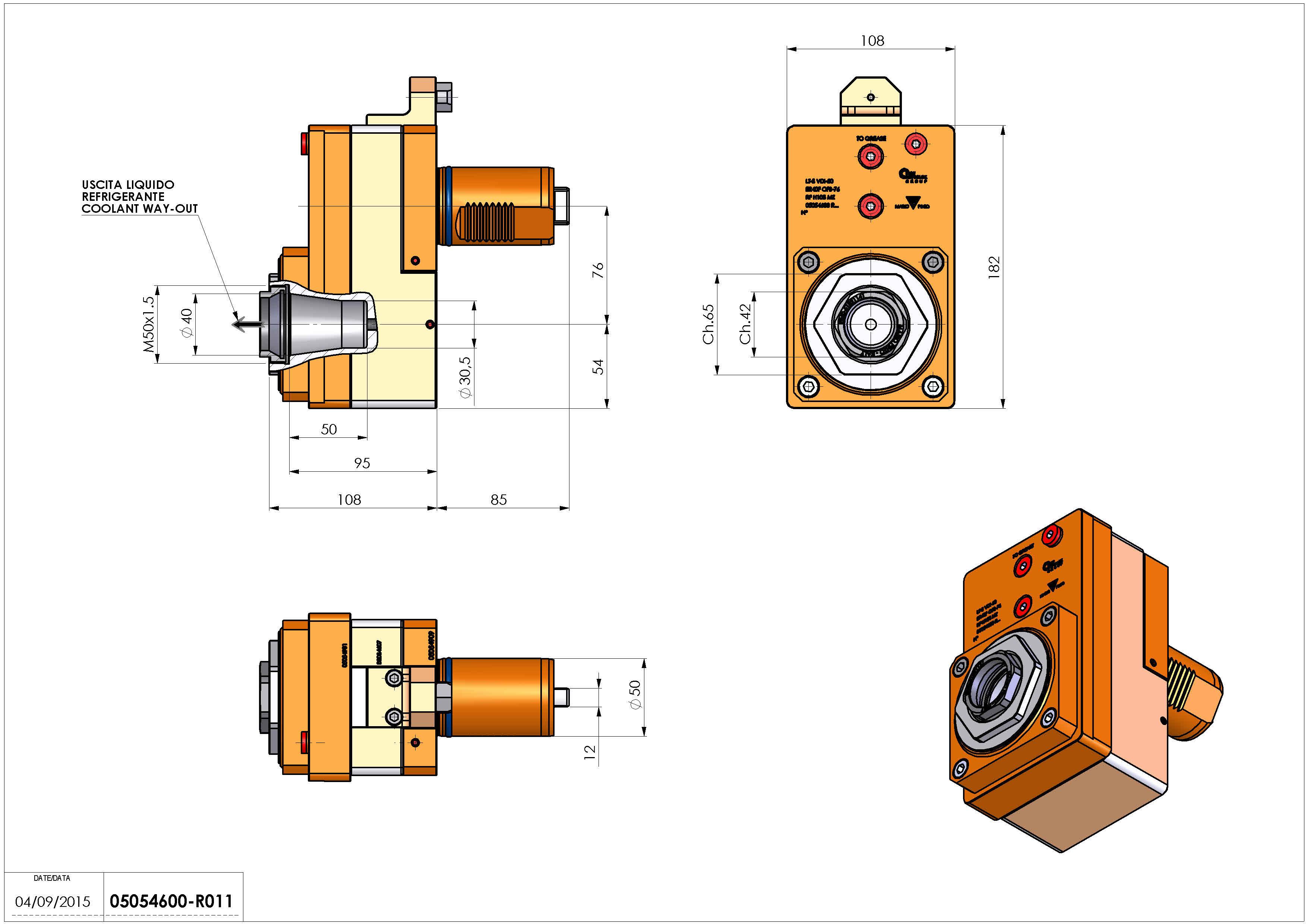 Technical image - LT-S VDI50 ER40F OFS76RFH108MZ.
