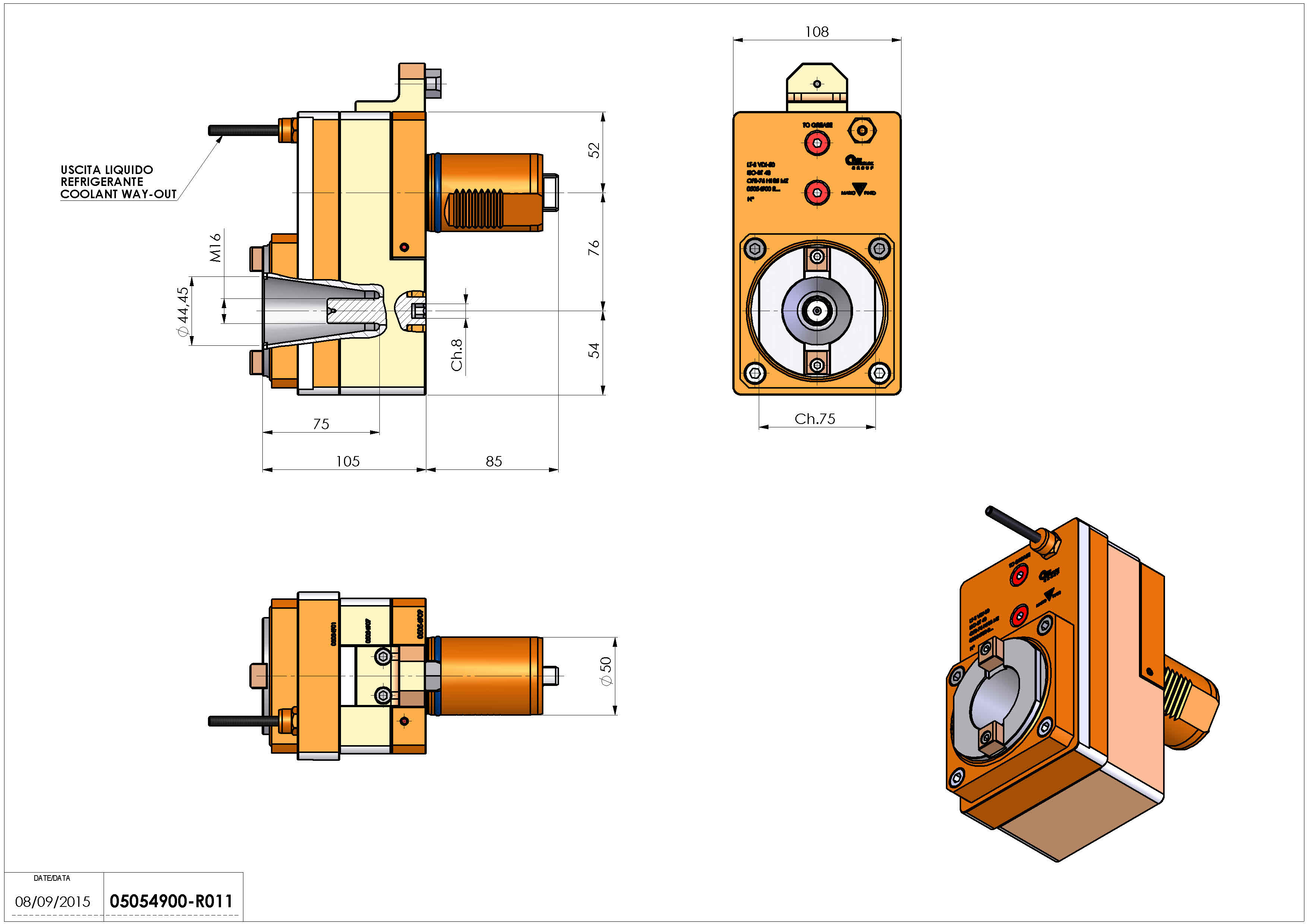 Technical image - LT-S VDI50 ISOBT40 OFS76H105MZ.