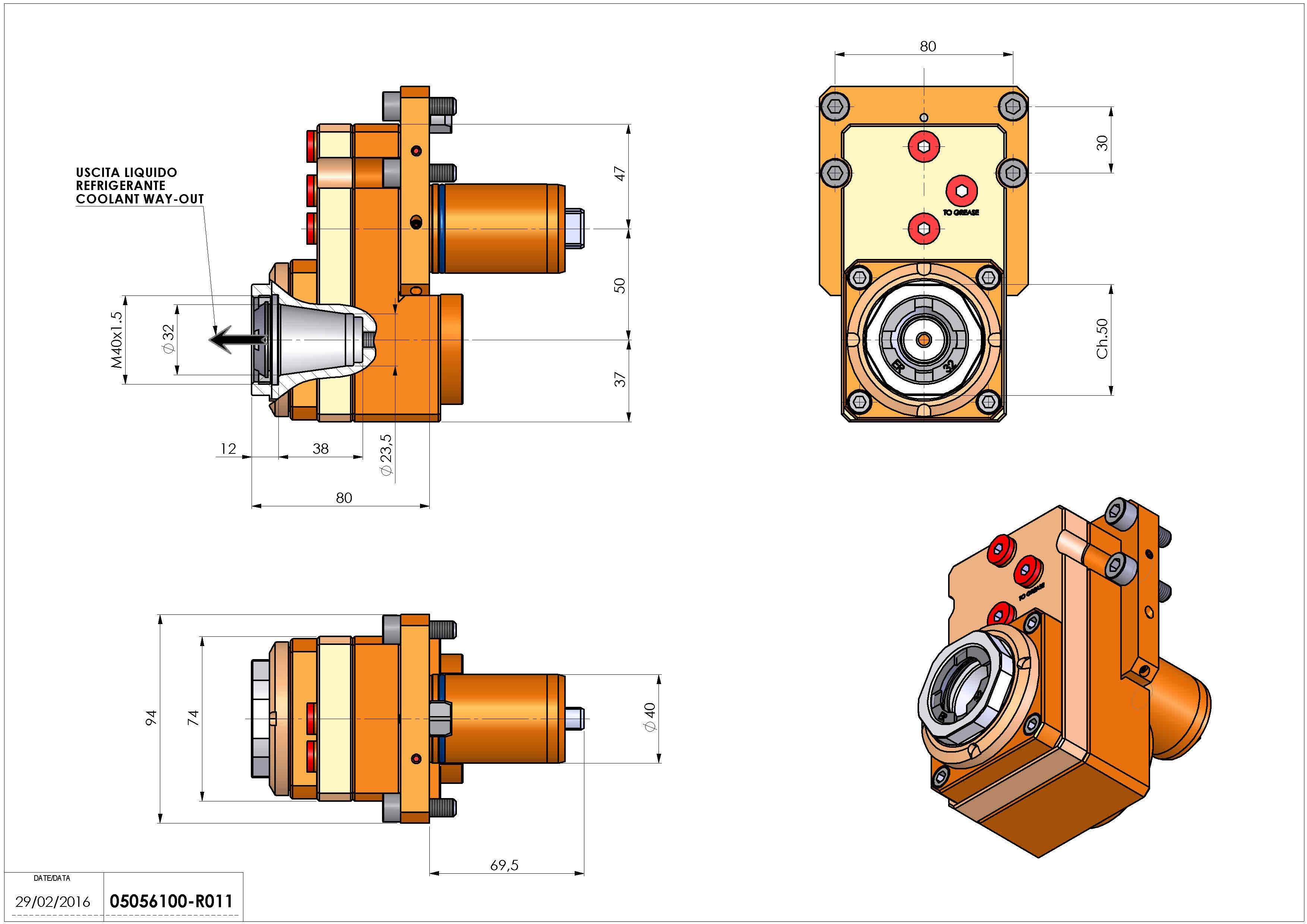 Technical image - LT-S D40 ER32F OFS50 RF H80 MZ.