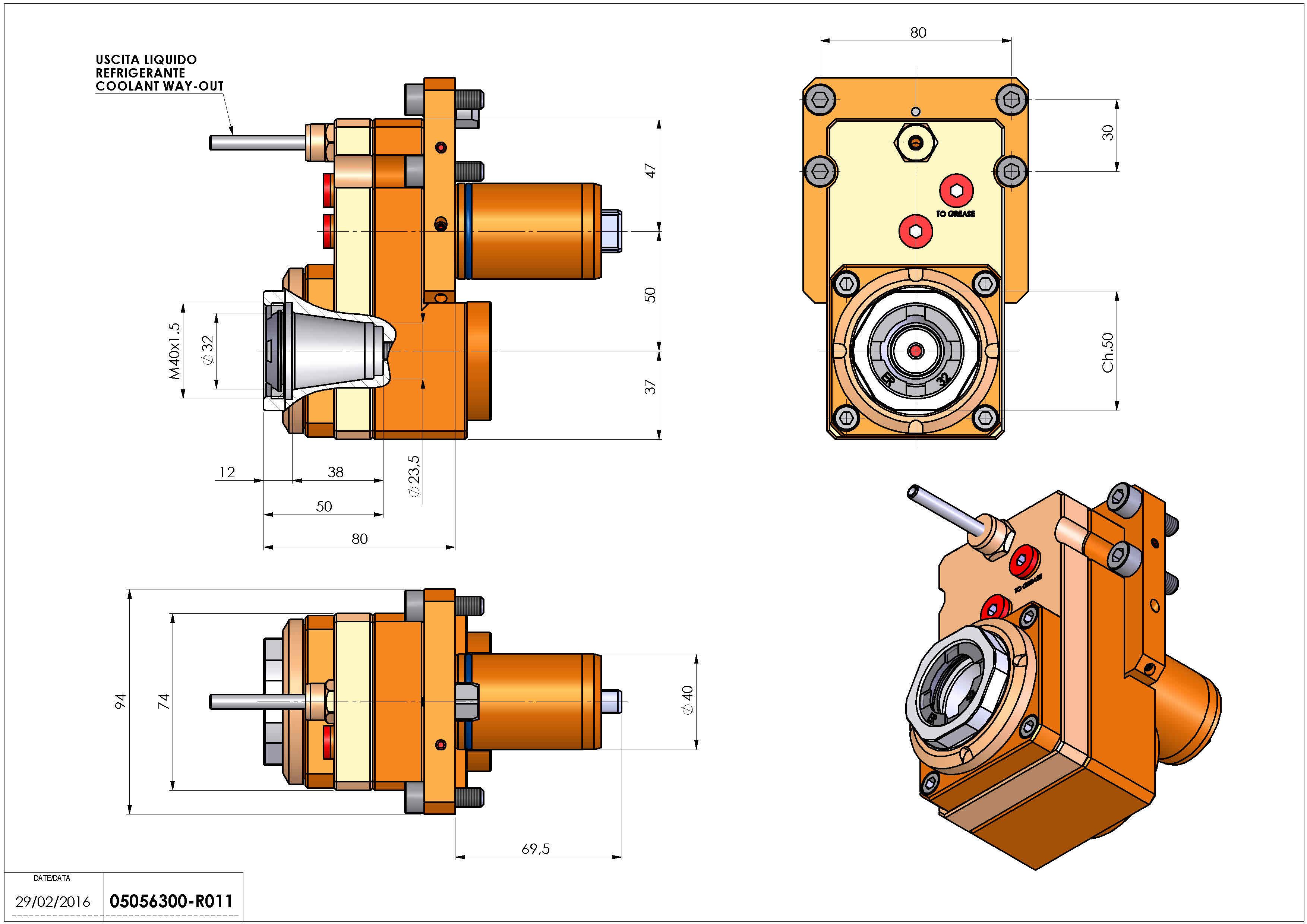 Technical image - LT-S D40 ER32F OFS50 H80 MZ.