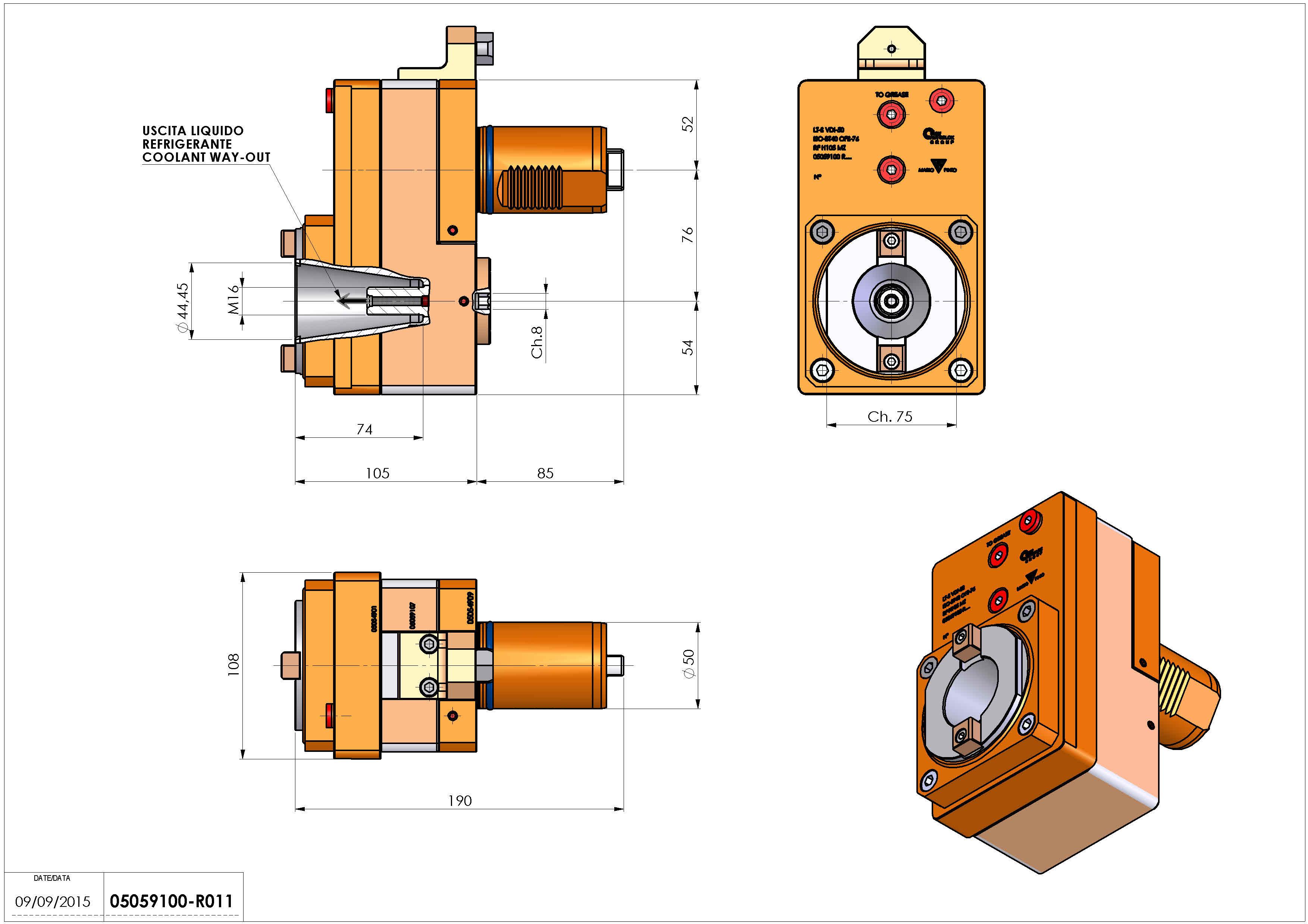 Technical image - LT-S VDI50ISOBT40OFS76RFH105MZ.
