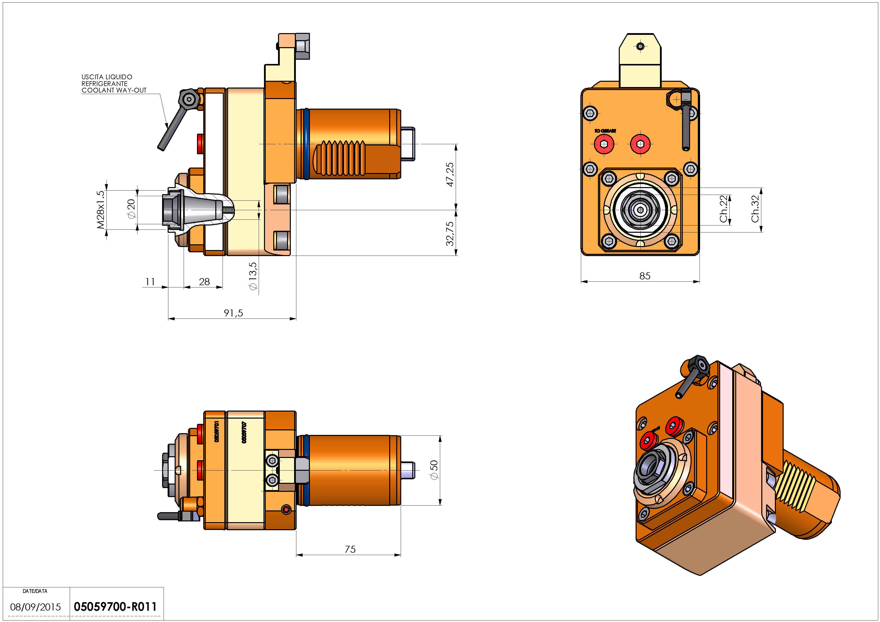 Technical image - LT-S VDI50ER20F OFS78 L 1:3H89.