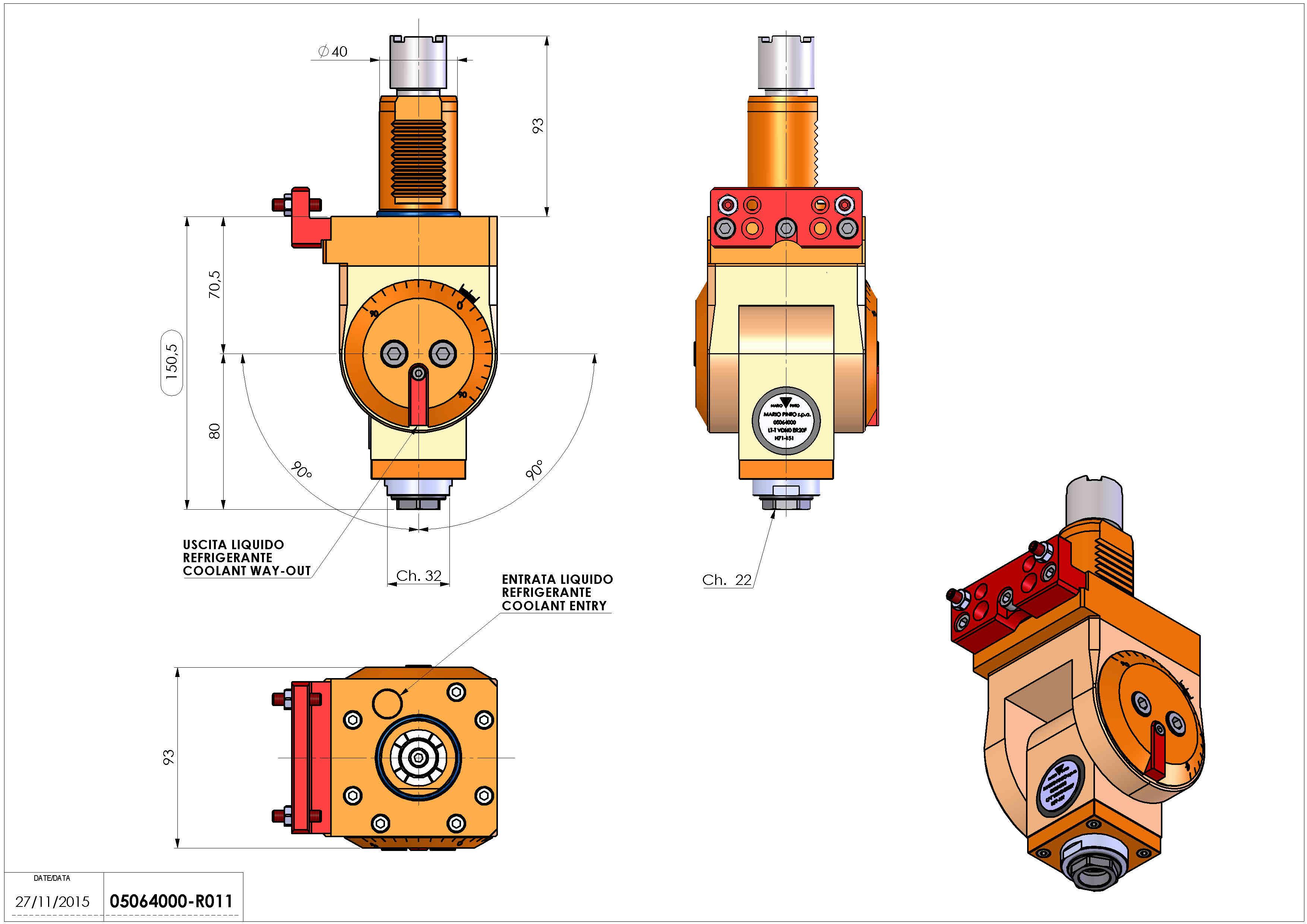 Technical image - LT-T VDI40 ER20F H71-151 OK.