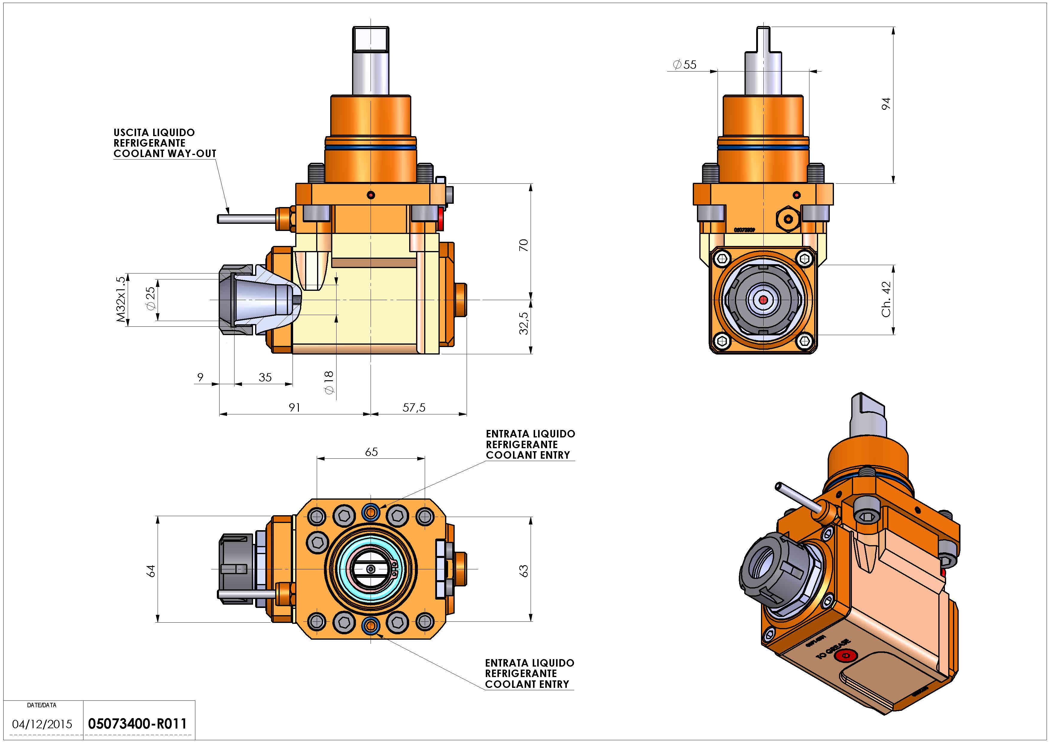 Technical image - LT-A D55 ER25 LR H70 BI.