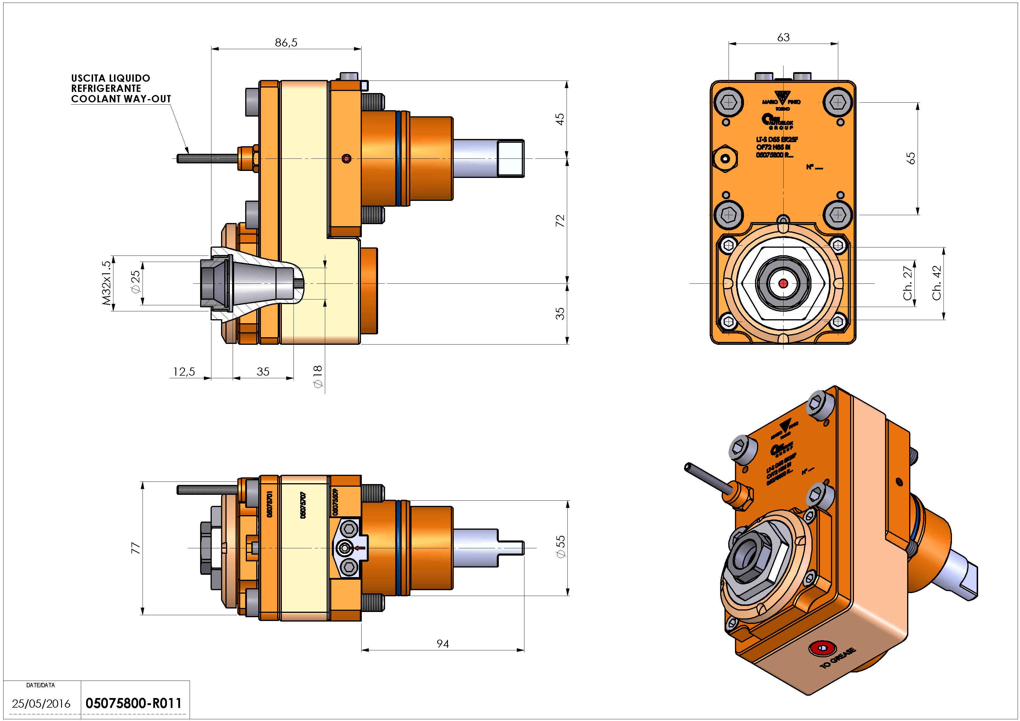 Technical image - LT-S D55 ER25F OF72 H86 BI.