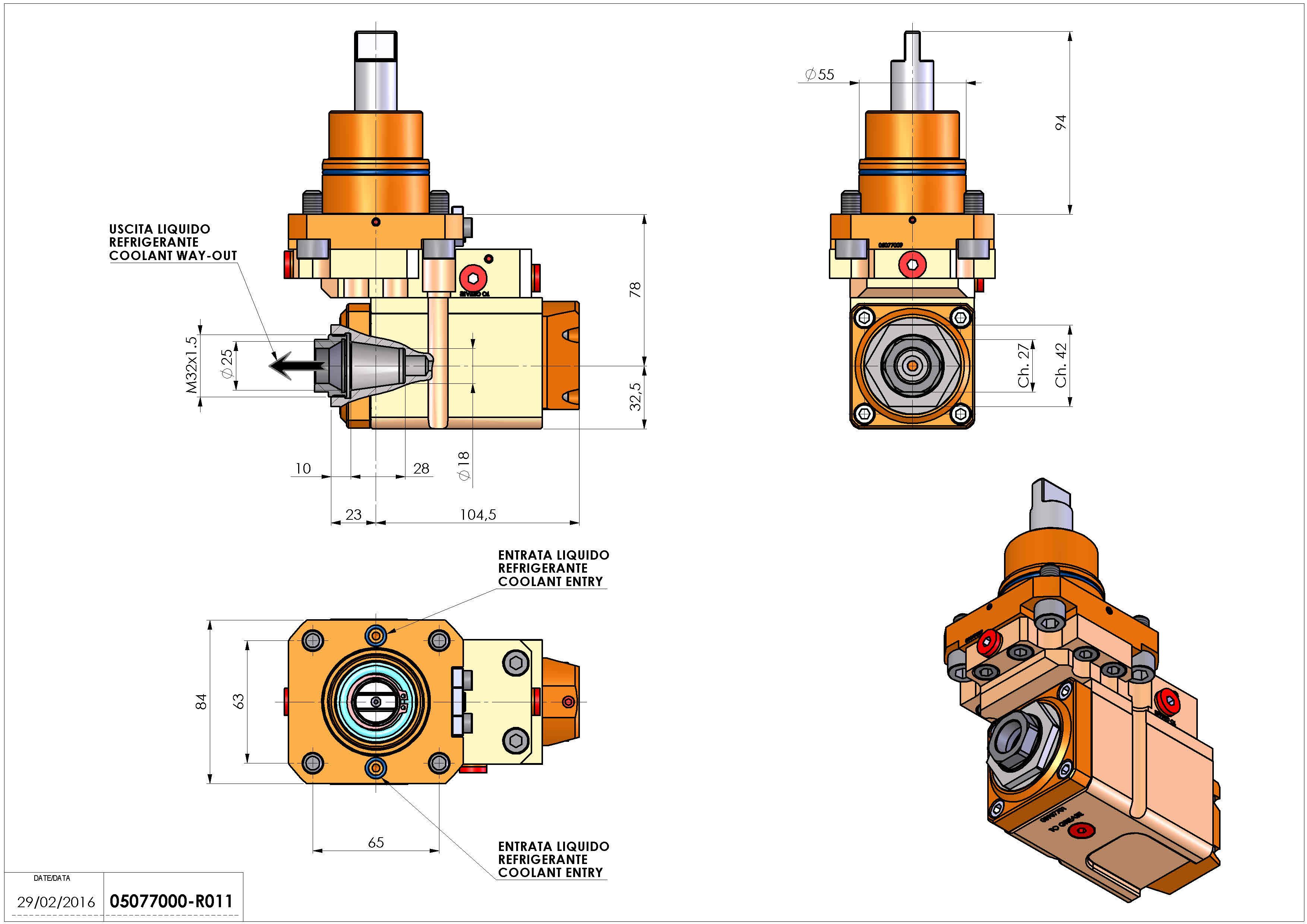 Technical image - LT-A D55 ER25F LR RF OFS H78BI.
