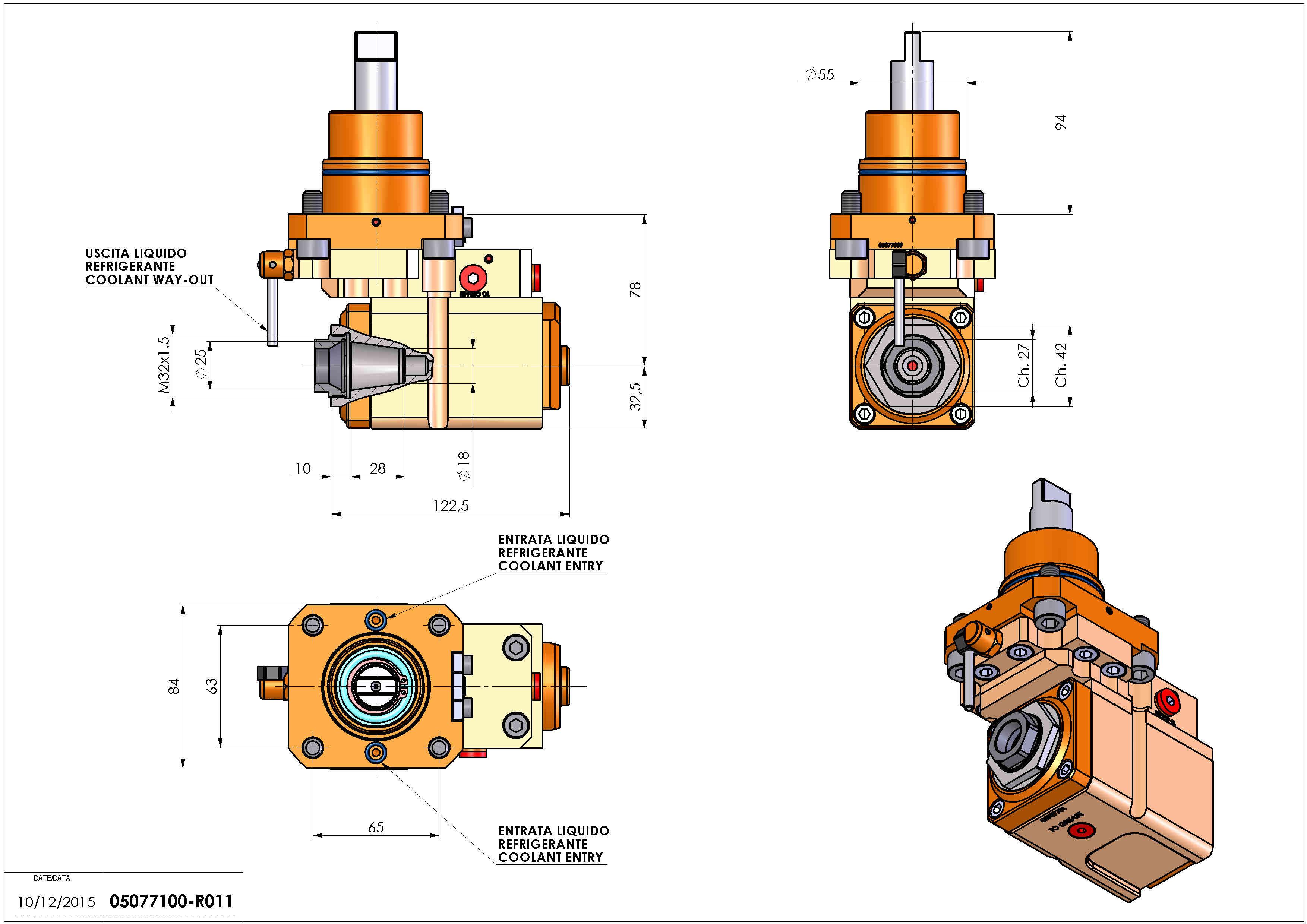 Technical image - LT-A D55 ER25F LR OFS H78 BI.