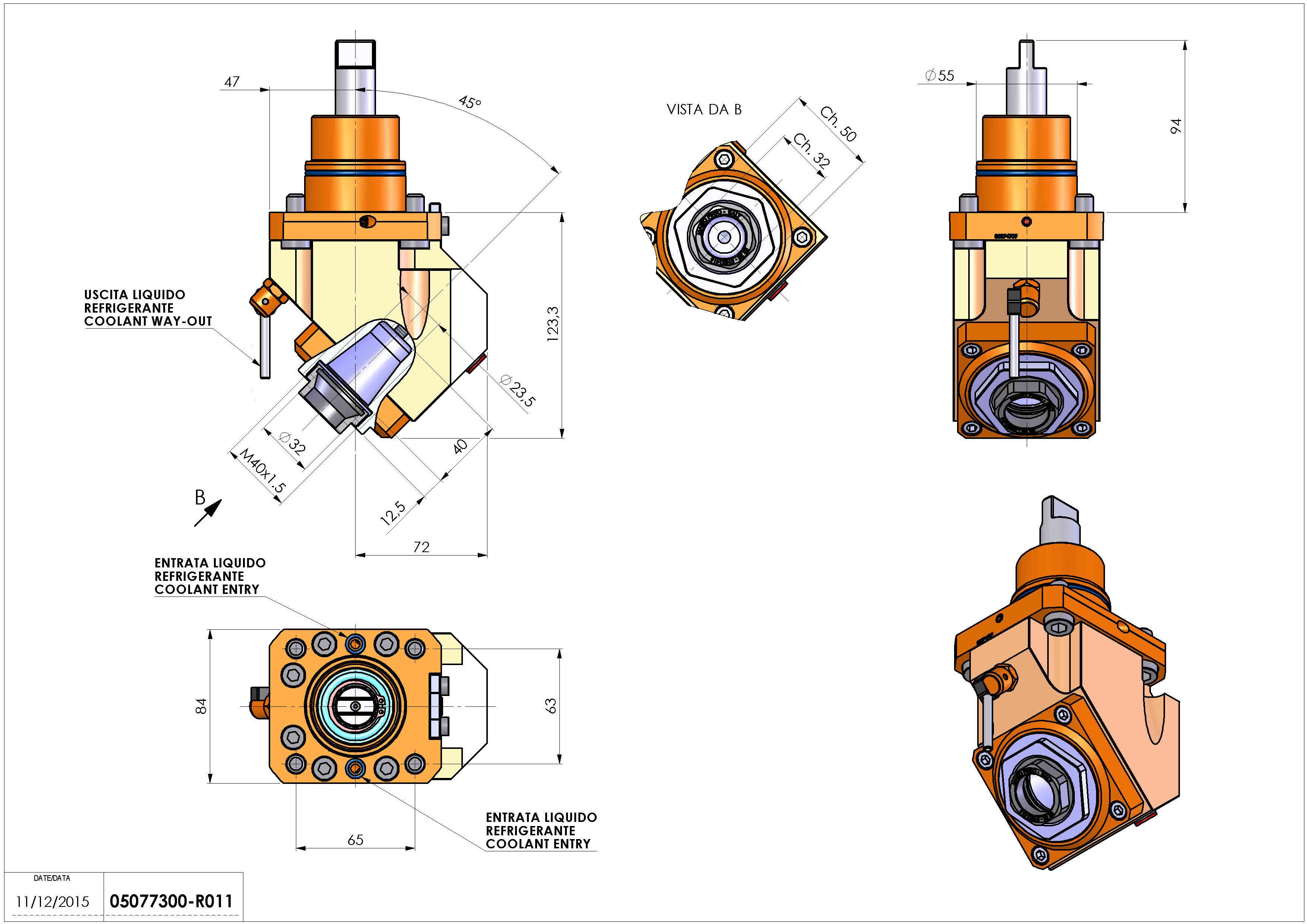 Technical image - LT-A45 D55 ER32F LR2:1H104BI.