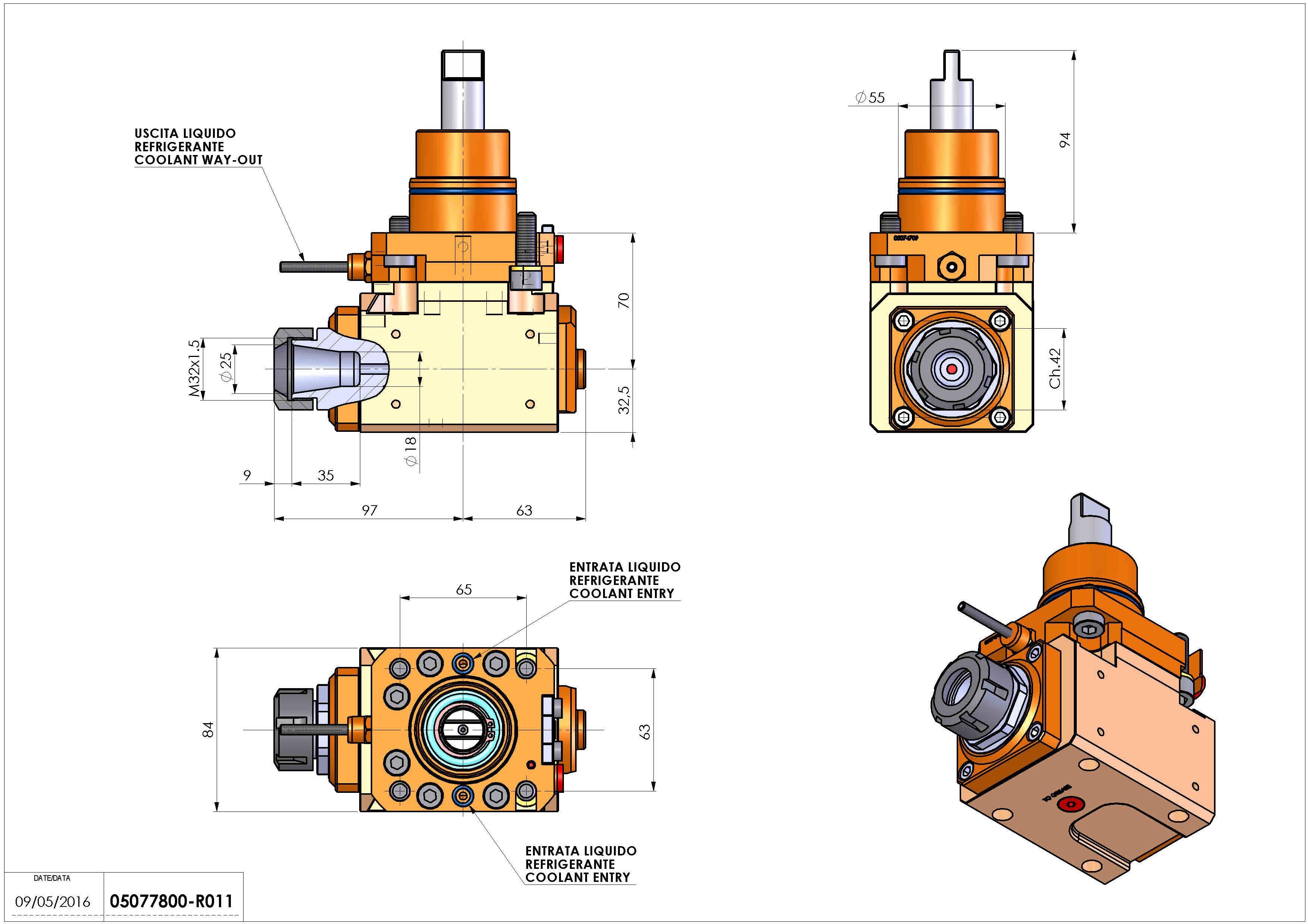 Technical image - LT-A D55 ER25 LR 1:2 H70 BI.